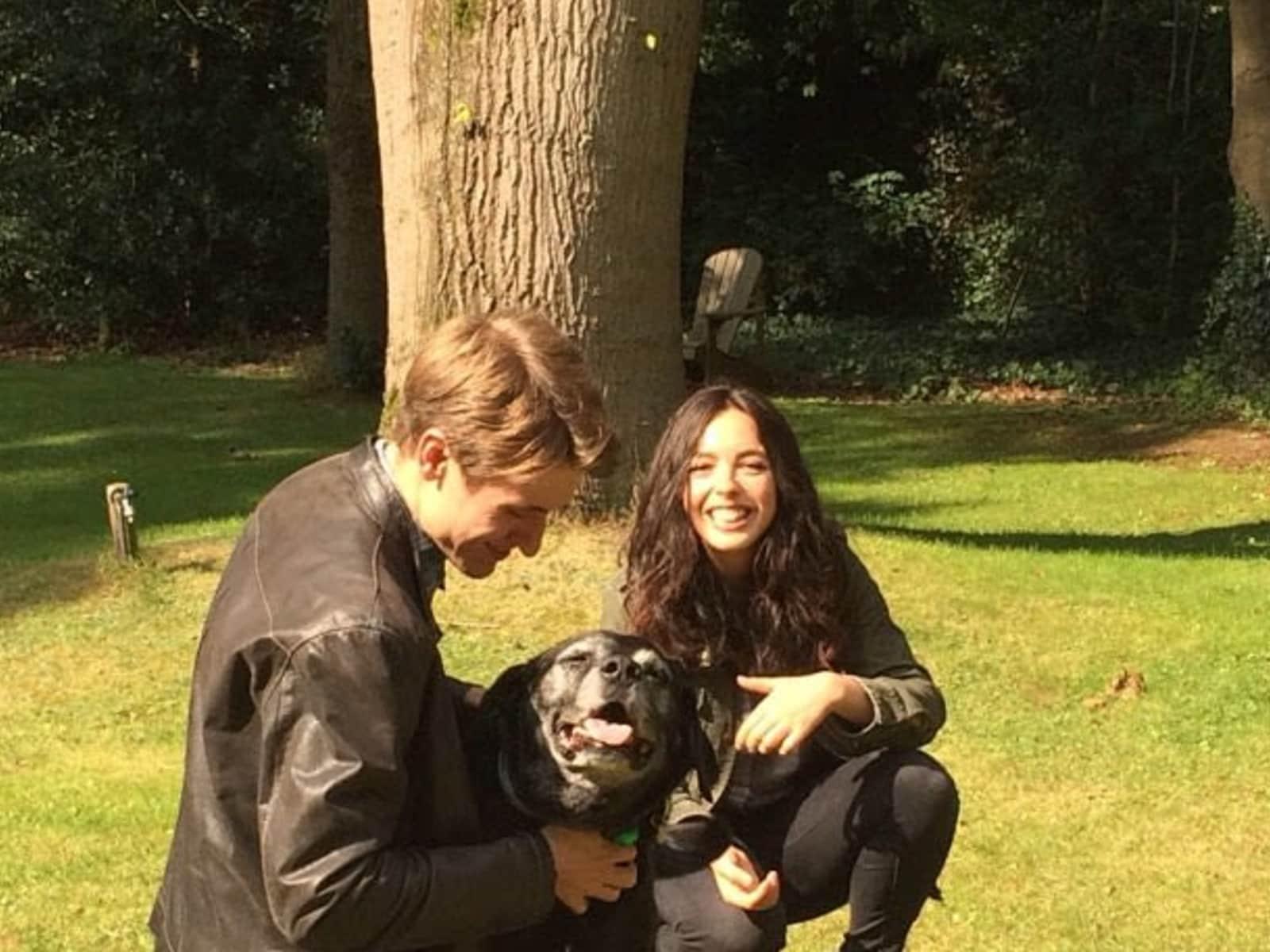 Samantha & Peter from Rotterdam, Netherlands