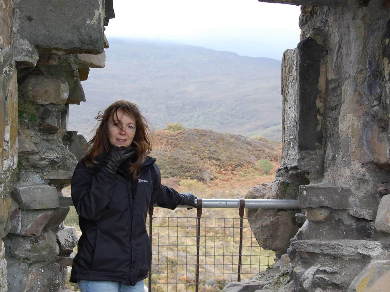 Erica from Watford, United Kingdom