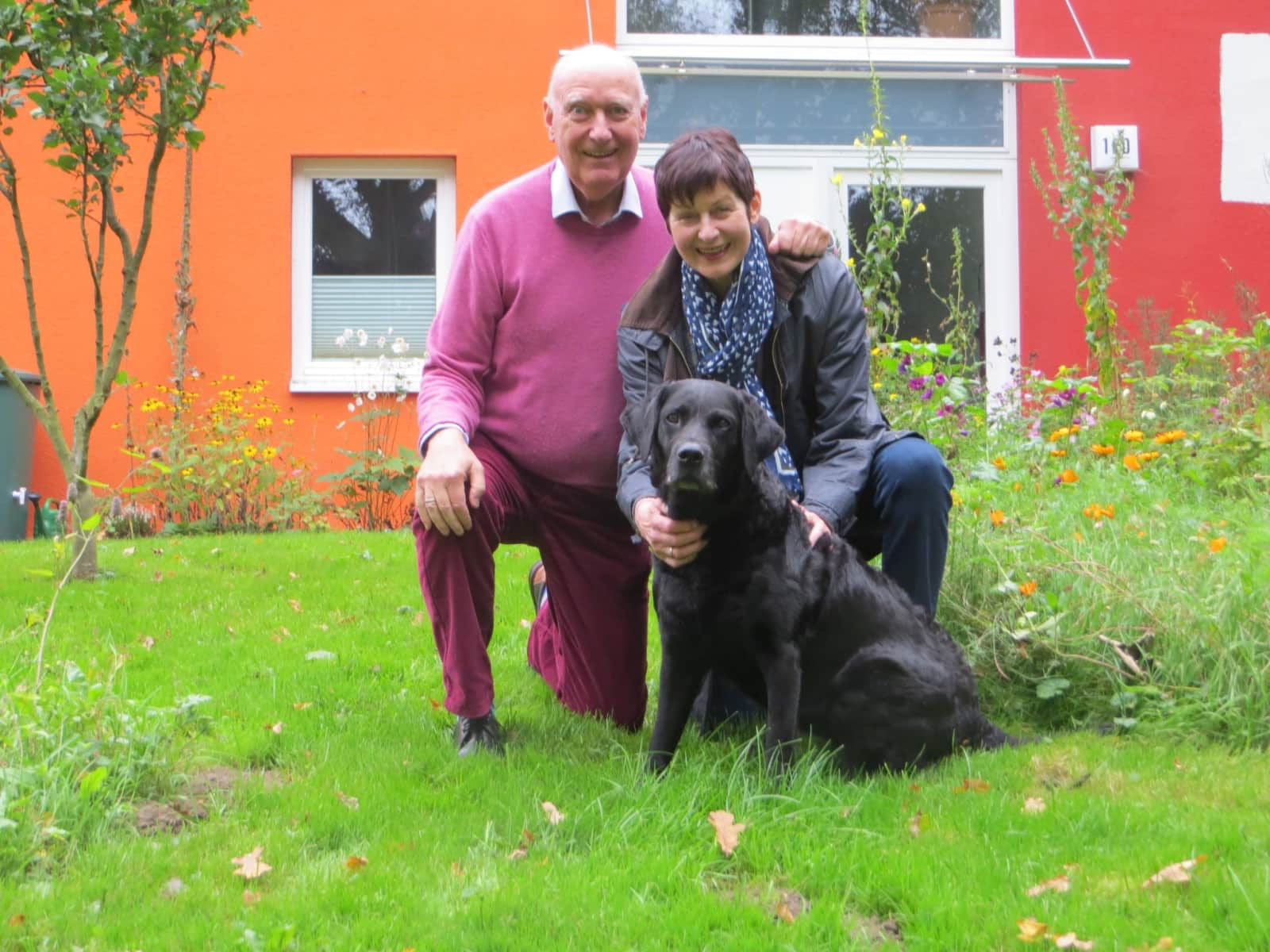 Brigitte & Walter from Ahrensburg, Germany