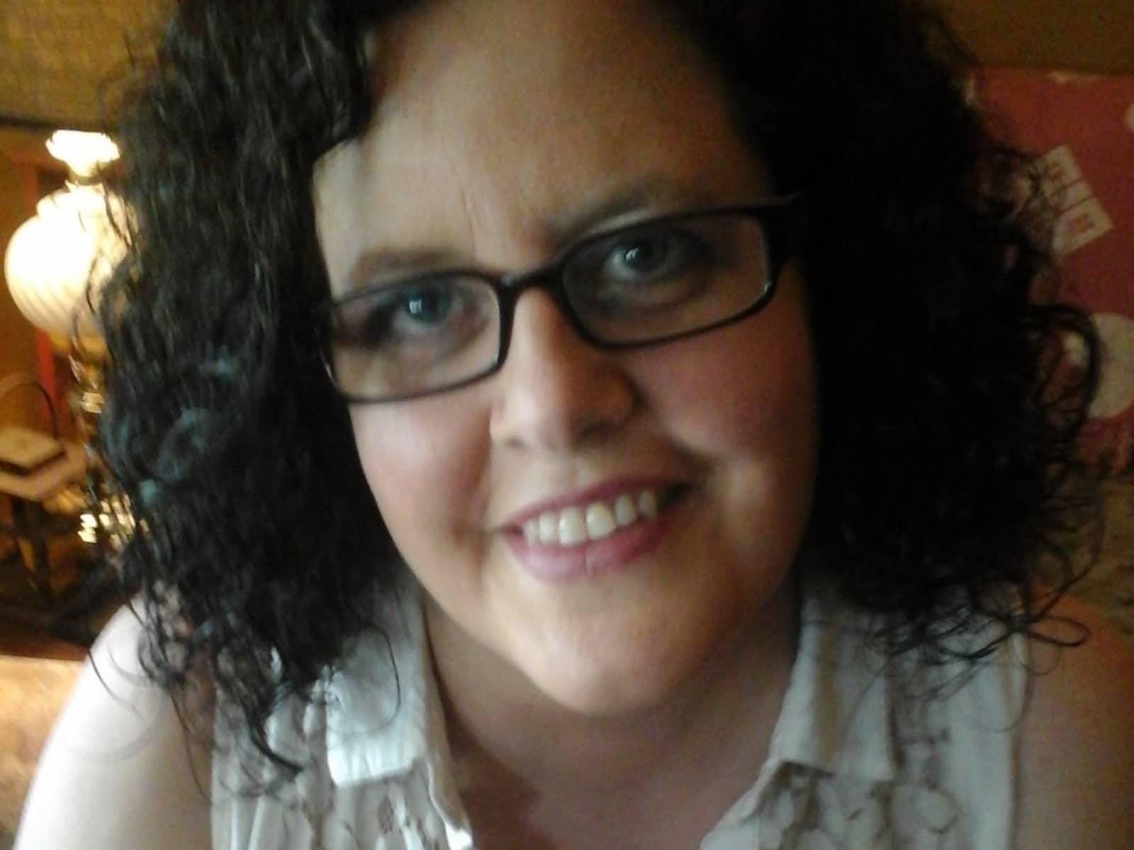 Carolyn from Sarnia, Ontario, Canada