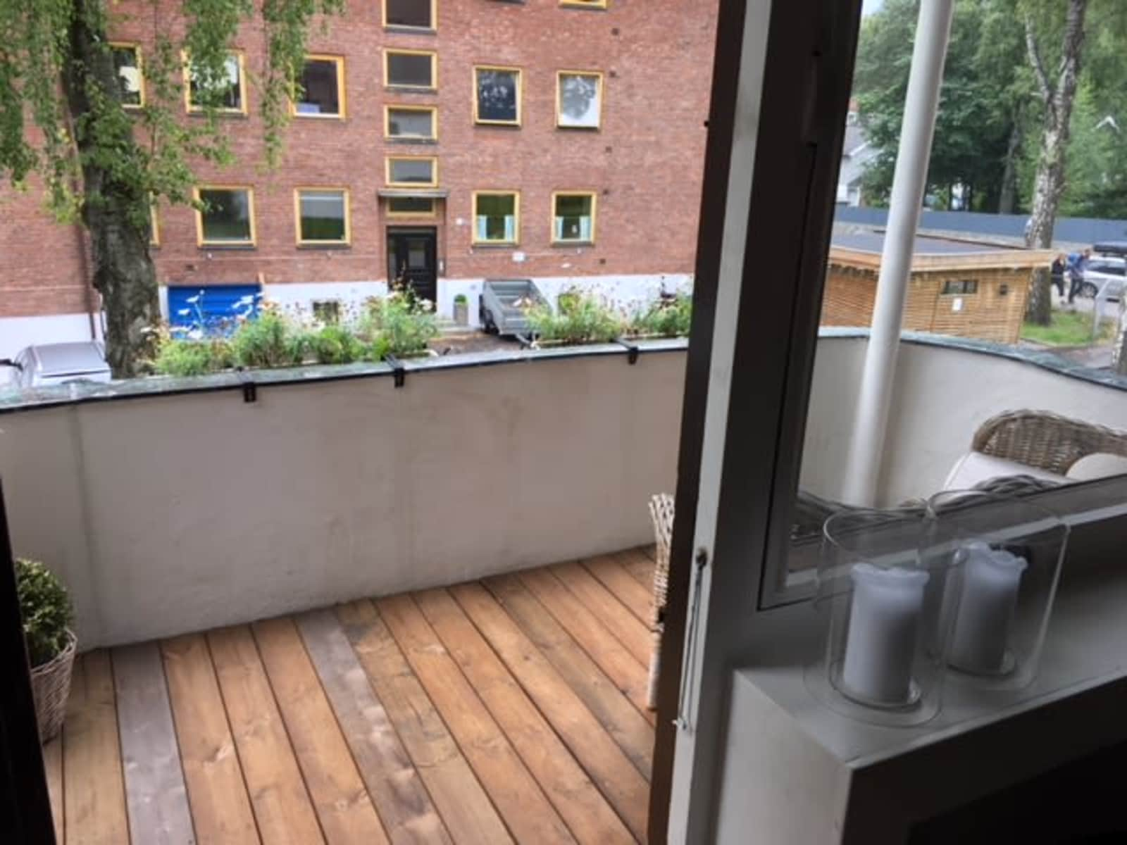 Housesitting assignment in Oslo, Norway