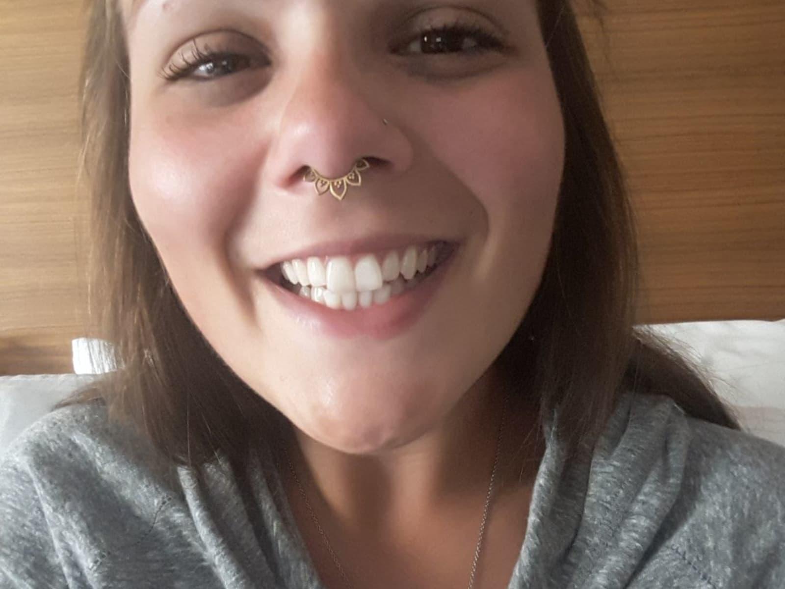 Olivia from Tottenham, Ontario, Canada