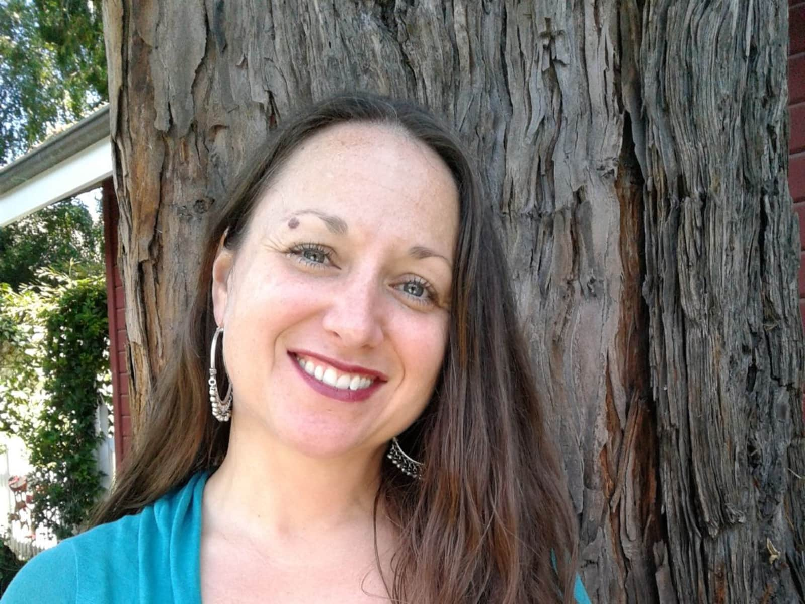Heather from Santa Cruz, California, United States