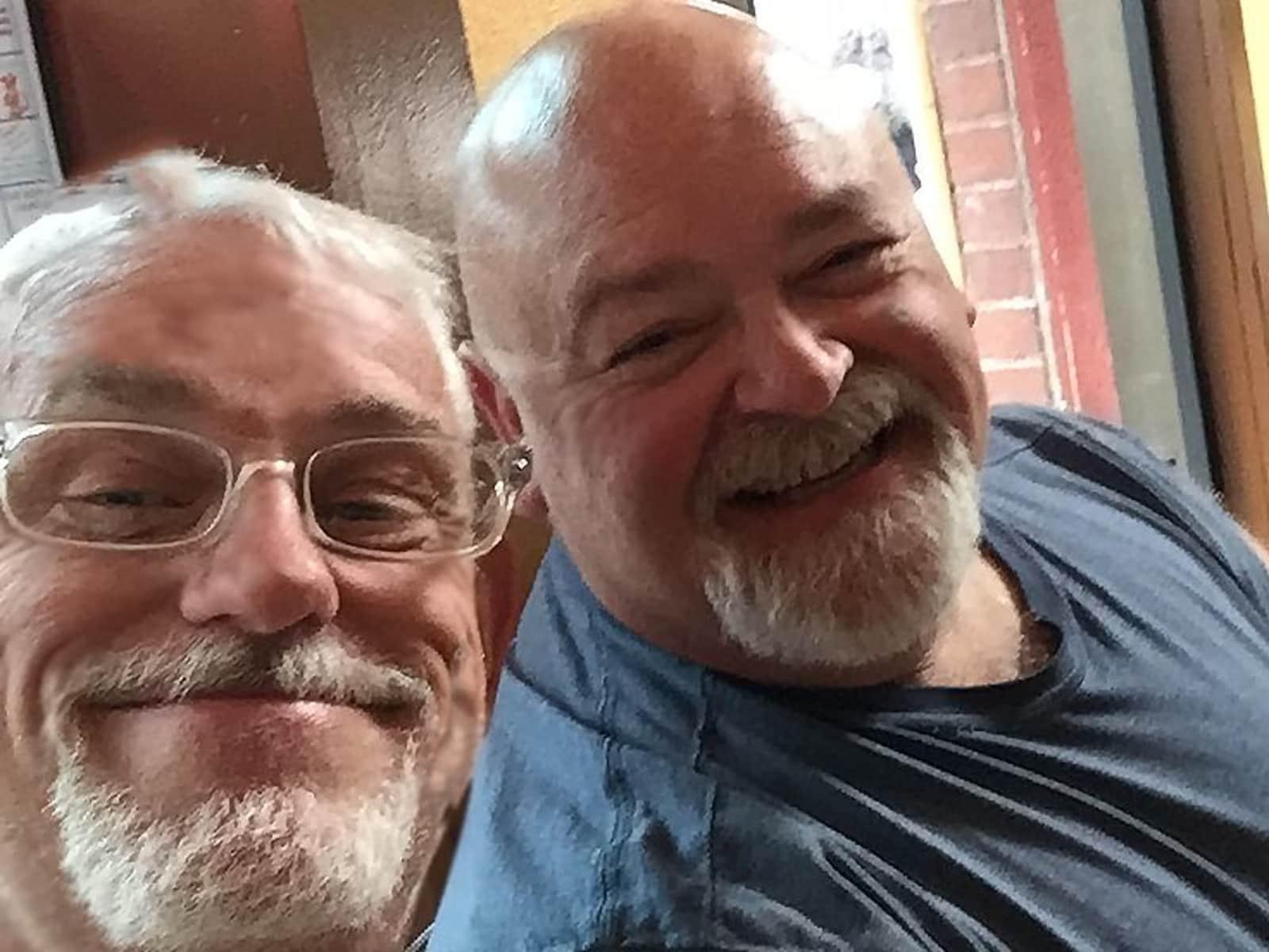 Dave & tim & Tim from Kelso, Washington, United States