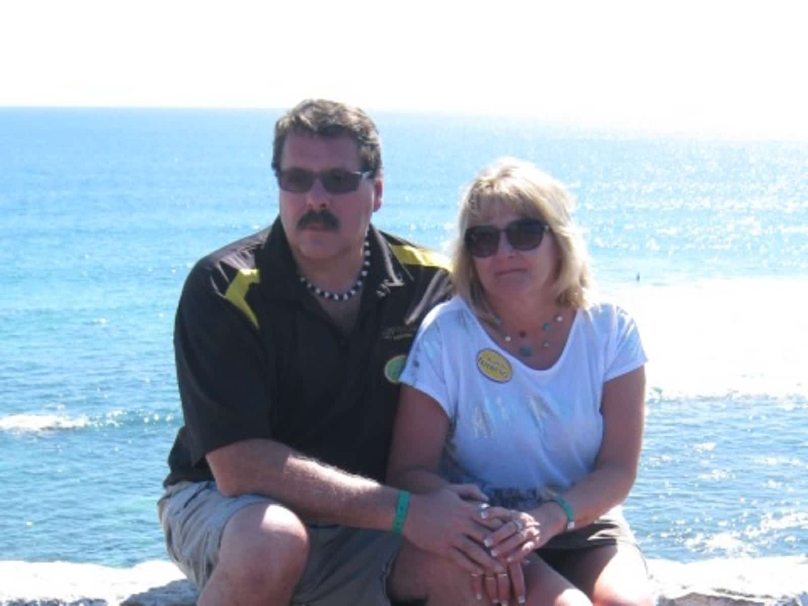 Alan & Donna from Edmonton, Alberta, Canada