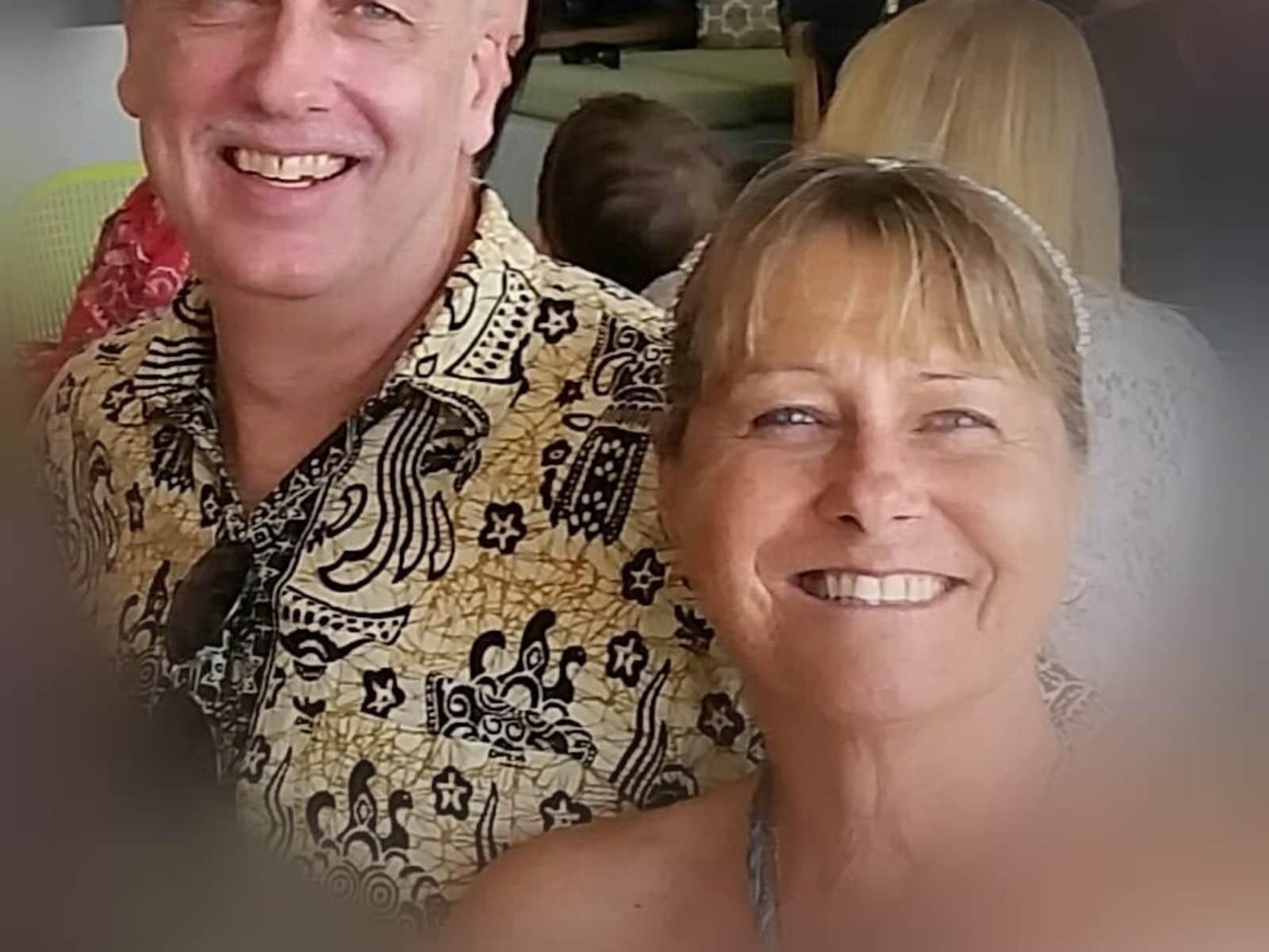 Jocelyn & Graham from Perth, Western Australia, Australia