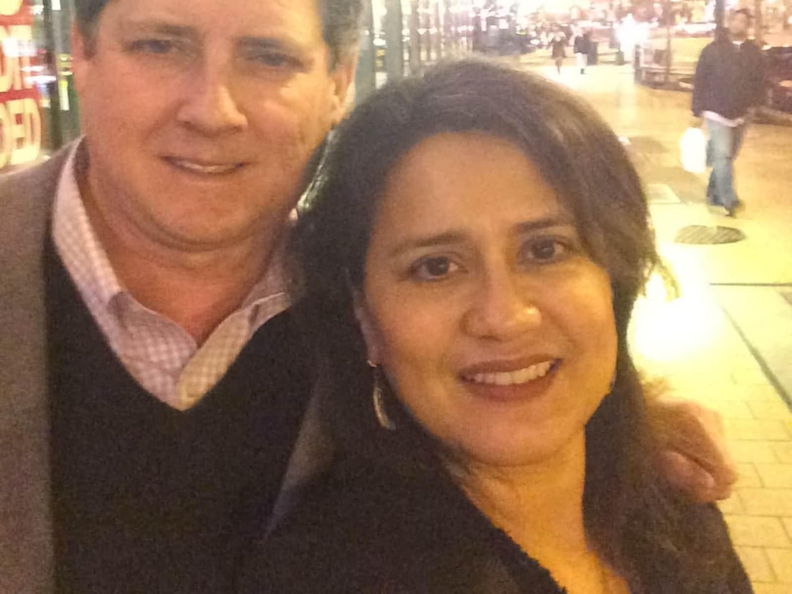 Christina & Chris from Alexandria, Virginia, United States