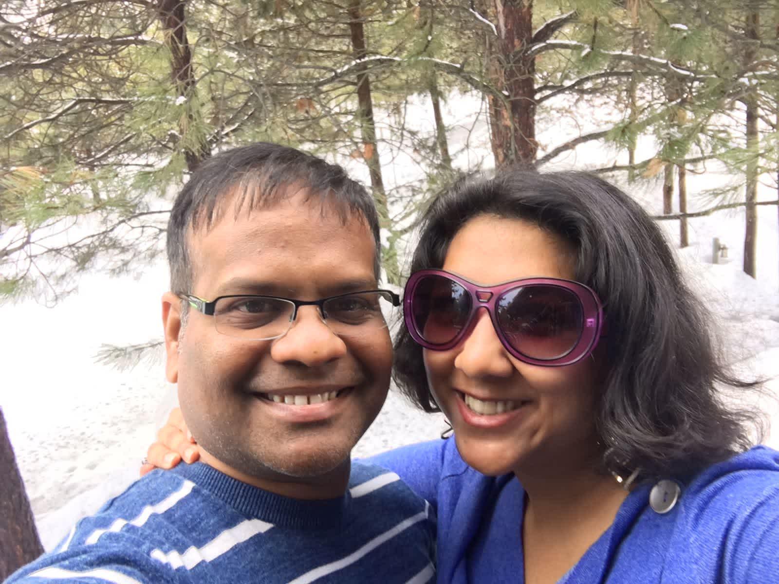 Venkatesh & Sukriti from San Francisco, California, United States
