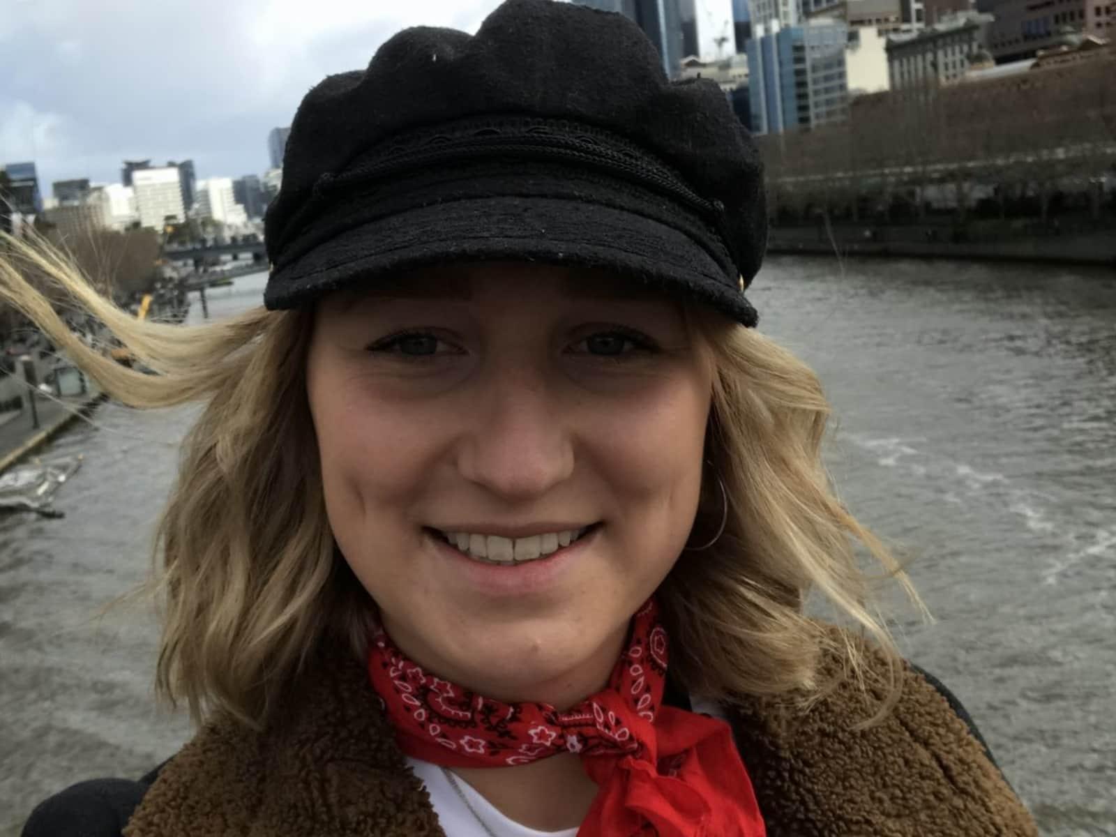 Nadja from Melbourne, Victoria, Australia