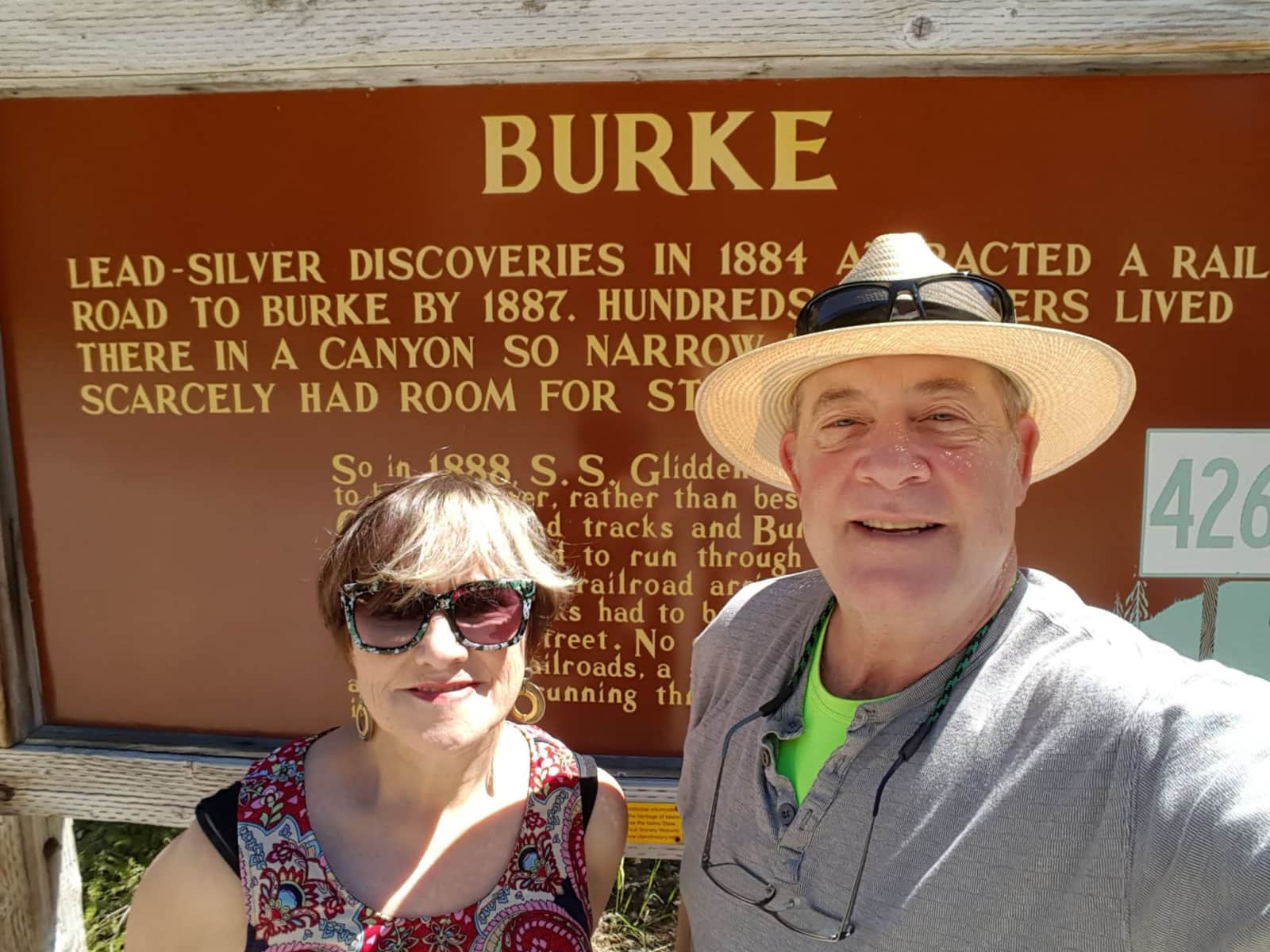 Jim & Marggy from Spokane, Washington, United States