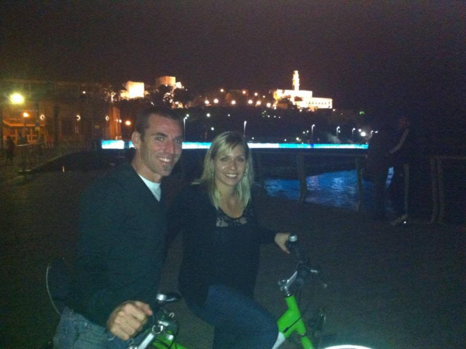 Sarah & Jake from Ann Arbor, Michigan, United States
