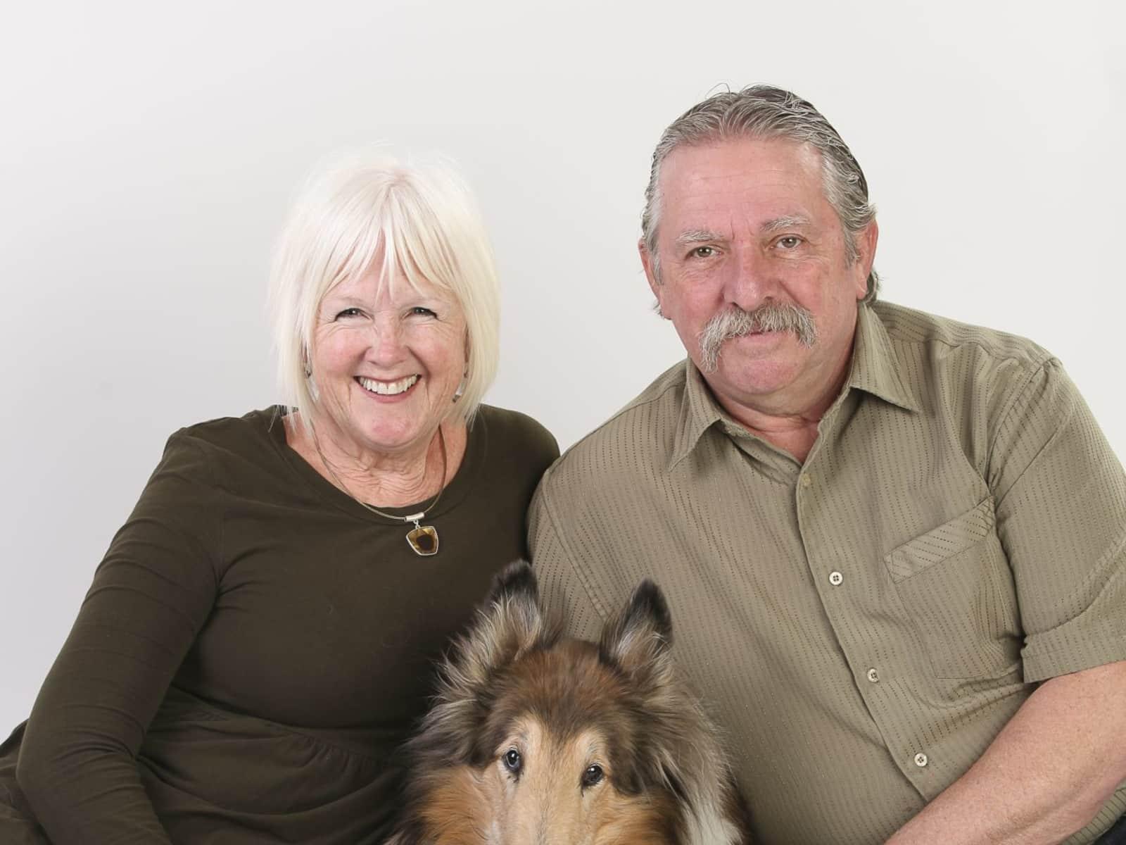 Greg & debbie & Debbie from Edmonton, Alberta, Canada