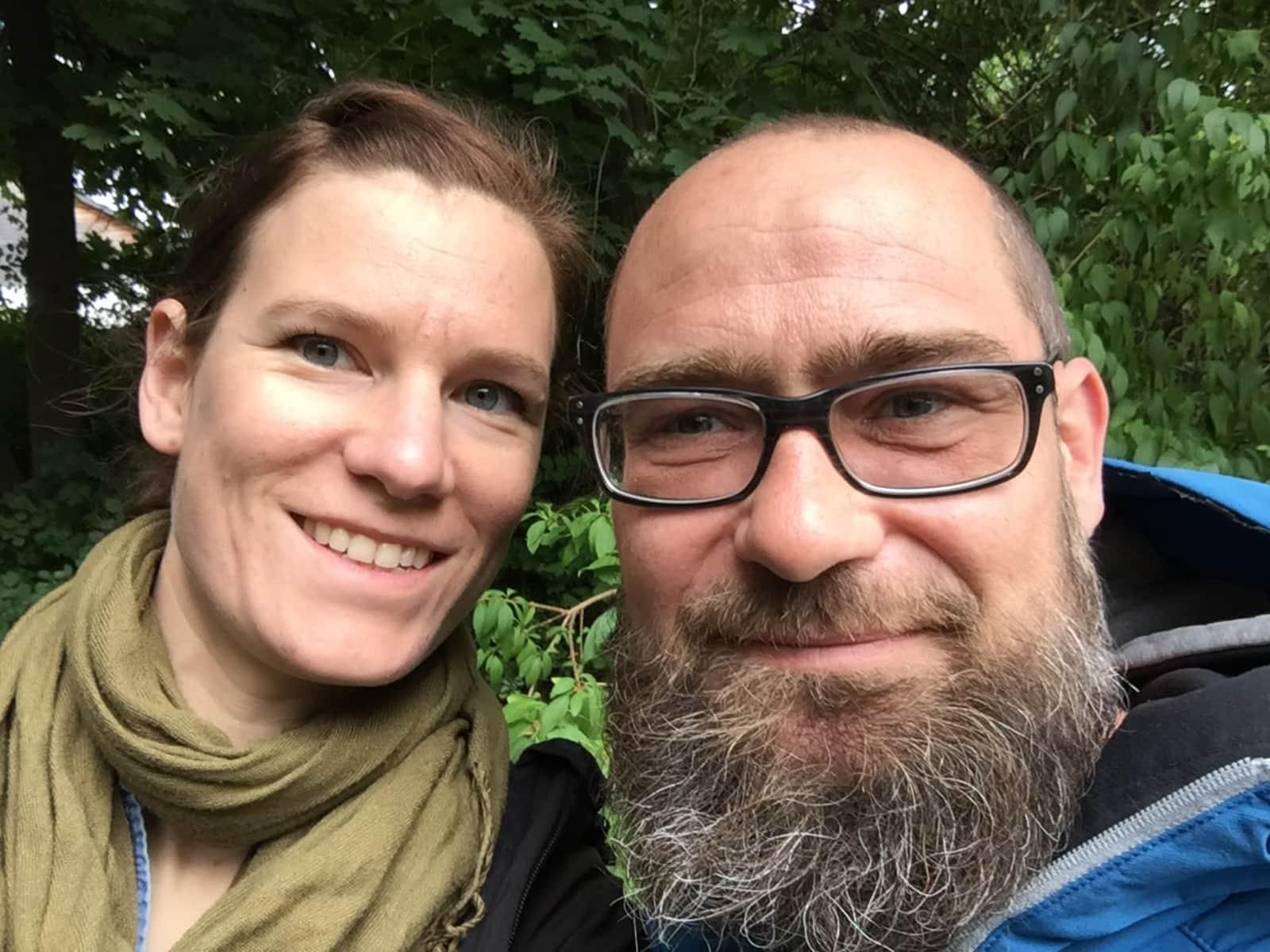Julia & Frank from Sindelfingen, Germany