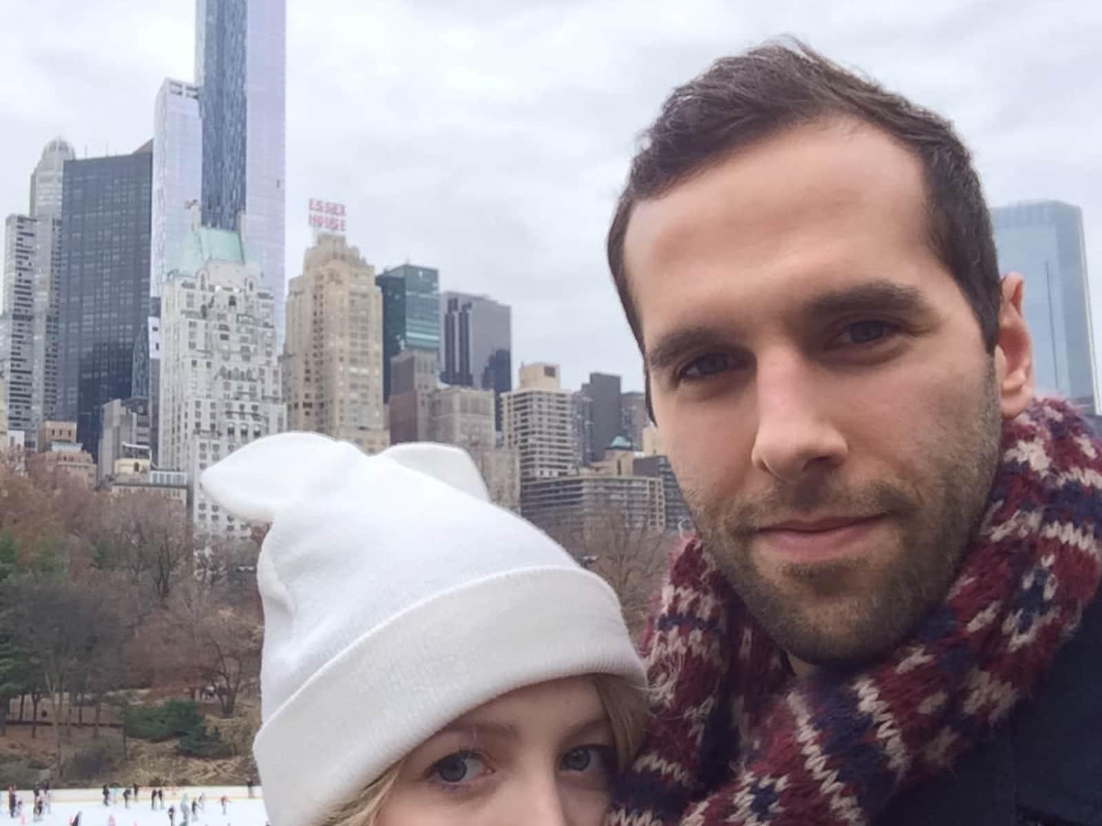 James & Elizabeth from London, United Kingdom