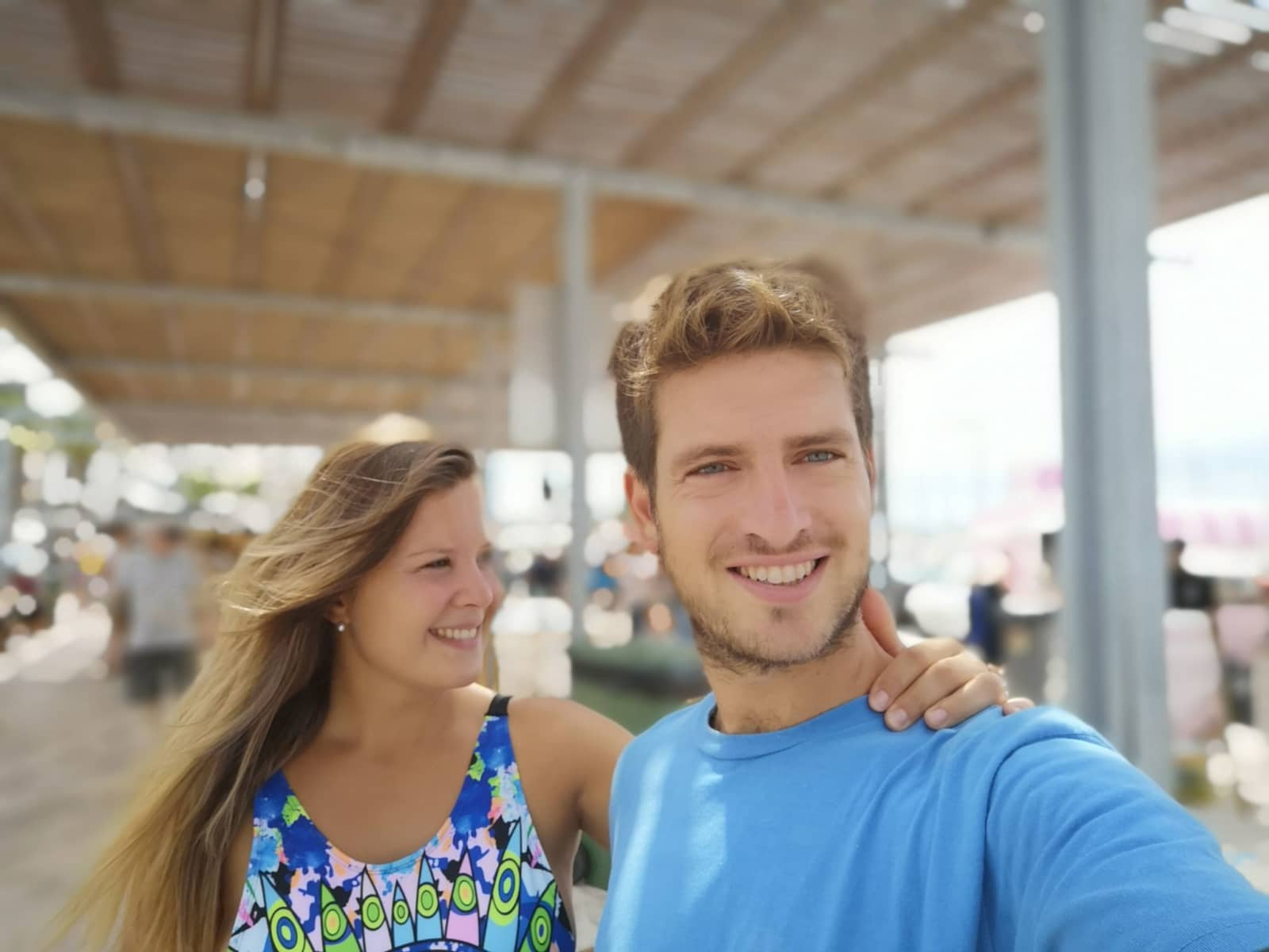 Meli & Hernan ricardo from Palma, Spain