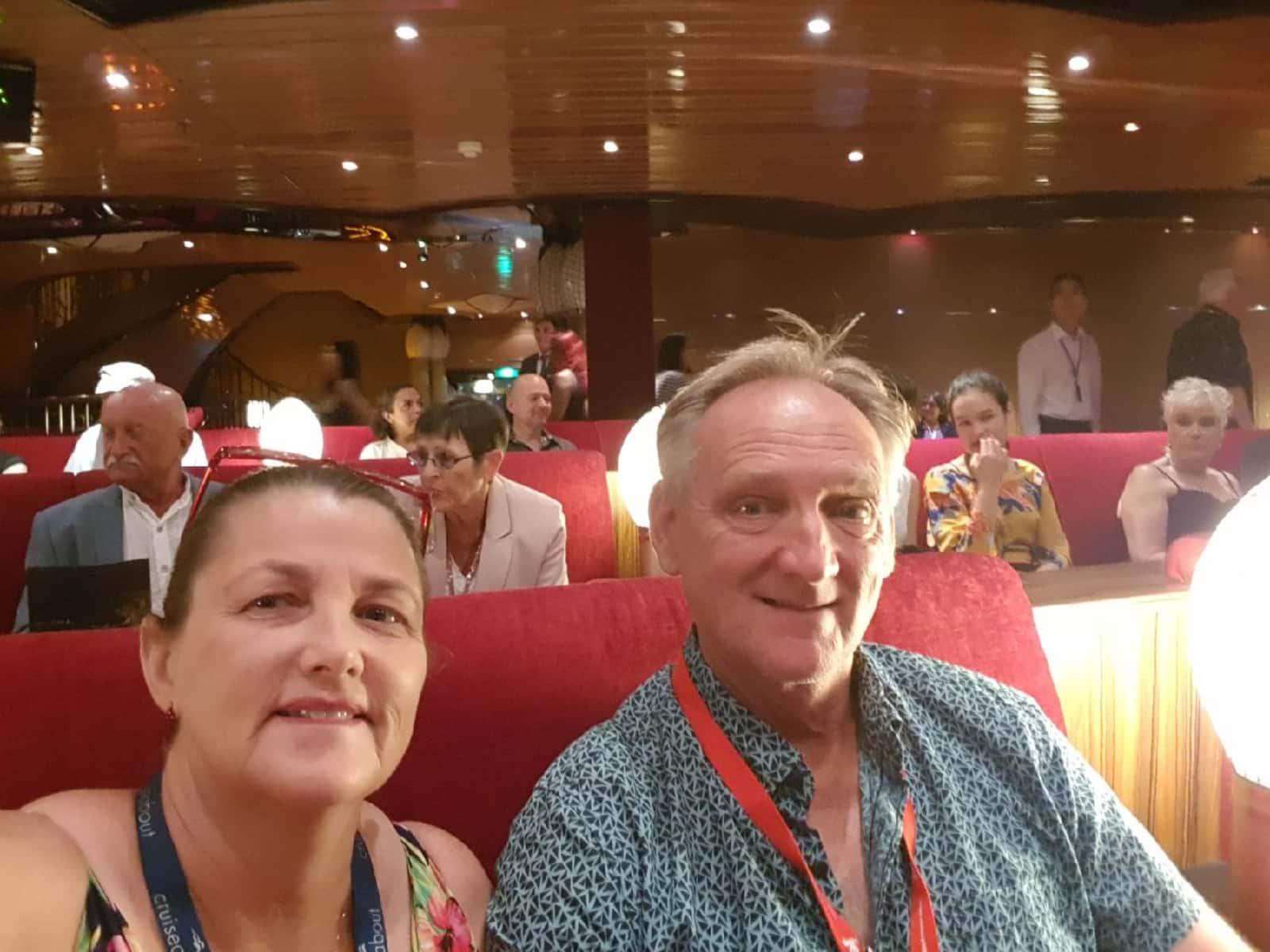 Robert & Jenny from Brisbane, Queensland, Australia