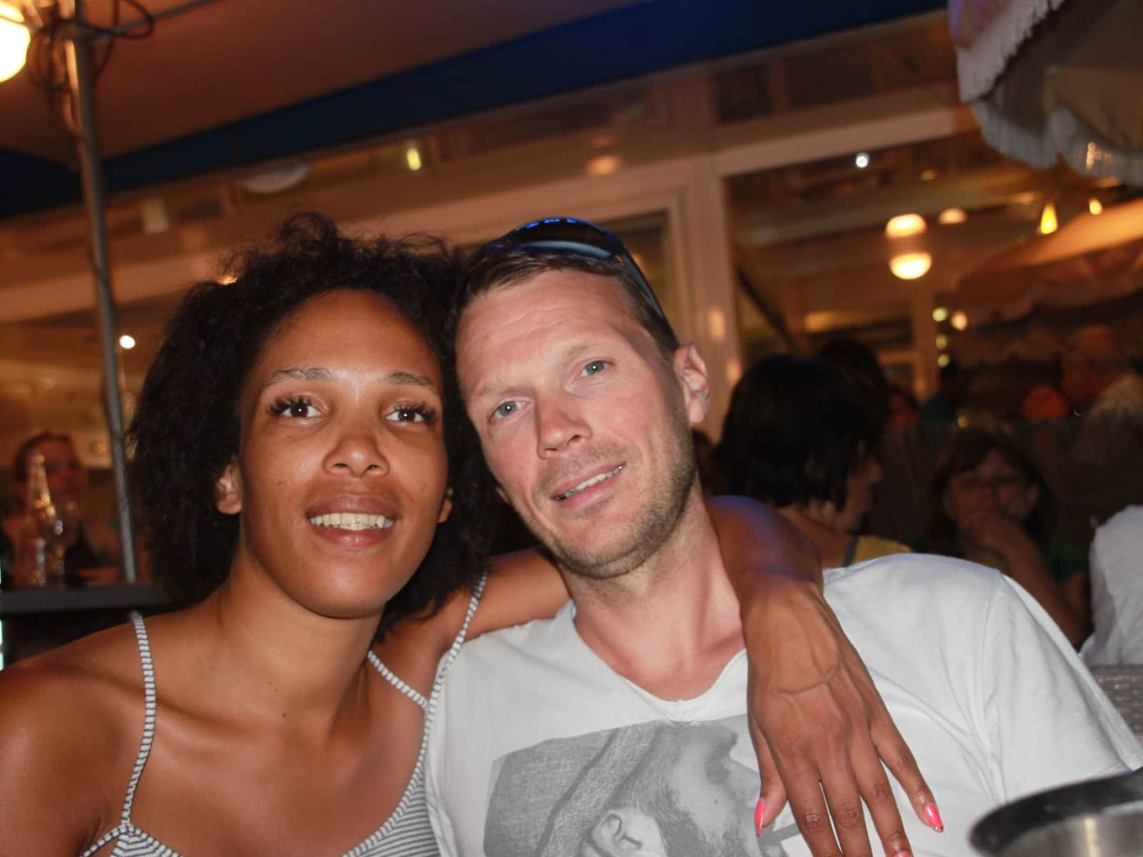 Jouri & Jenny from Hasselt, Belgium
