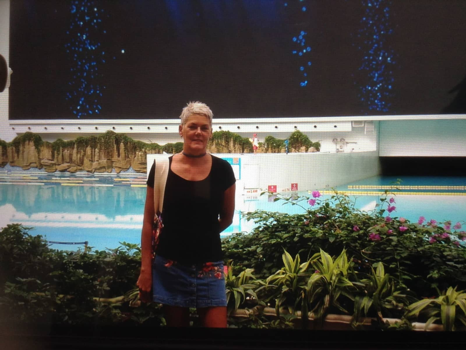 Carole from Maroochydore, Queensland, Australia
