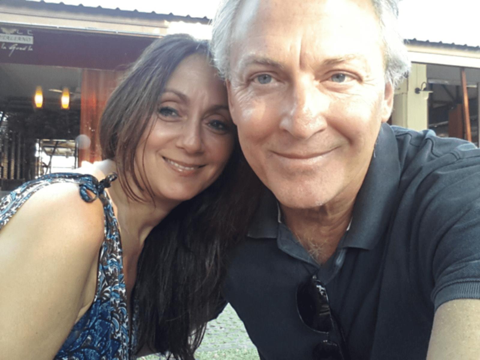 Deborah & Guy from Cardiff, United Kingdom