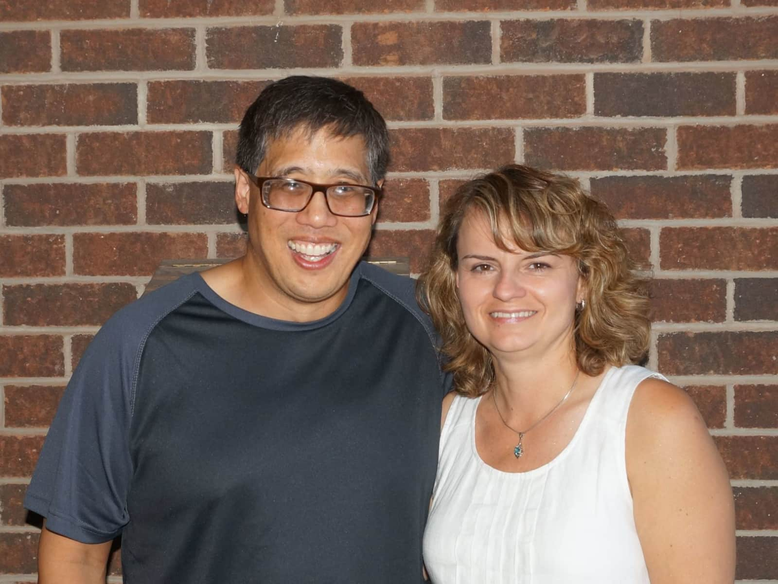 Michael & Rhonda from Oakville, Ontario, Canada