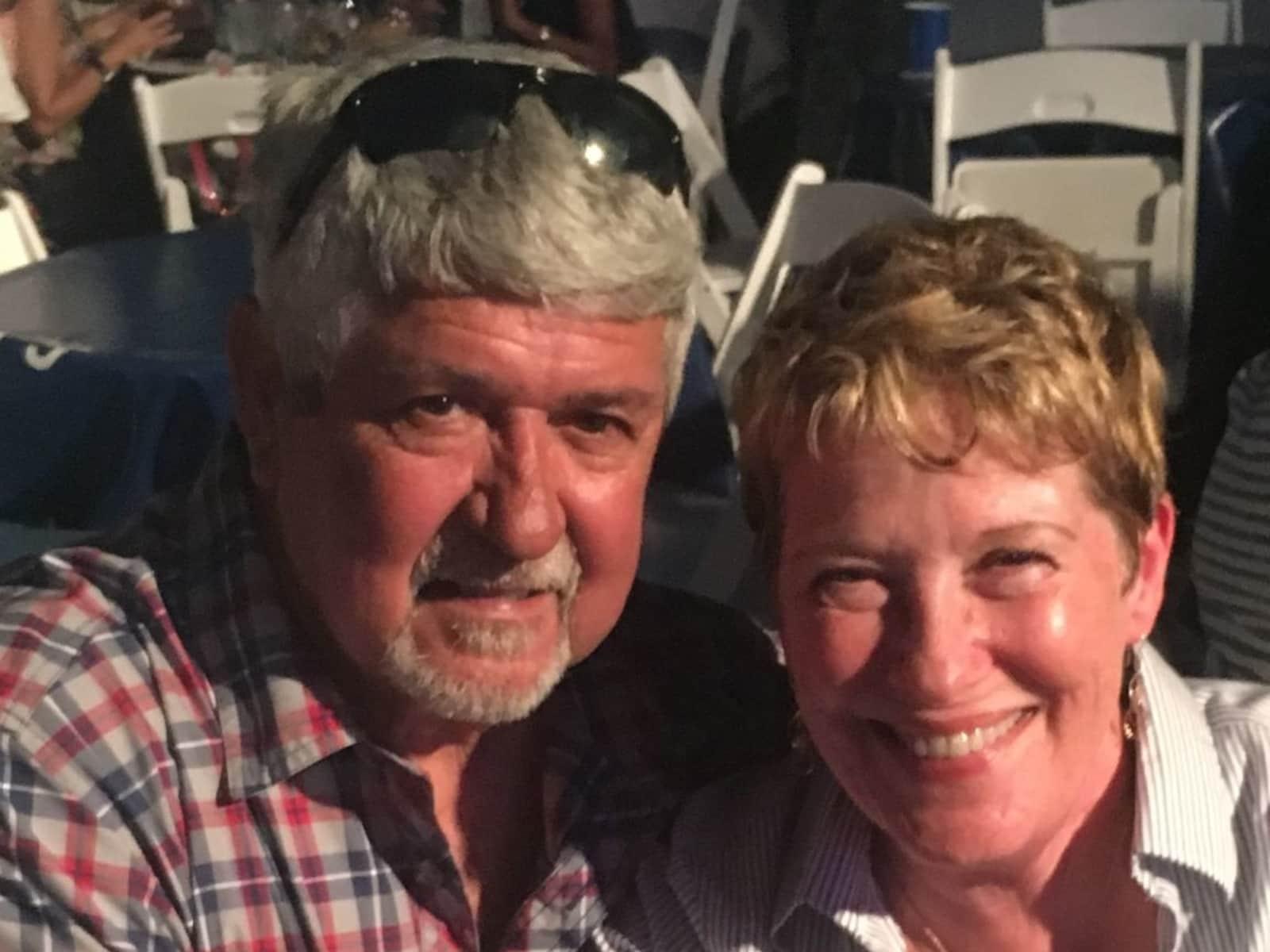 Rob & Patti from Arlington, Texas, United States