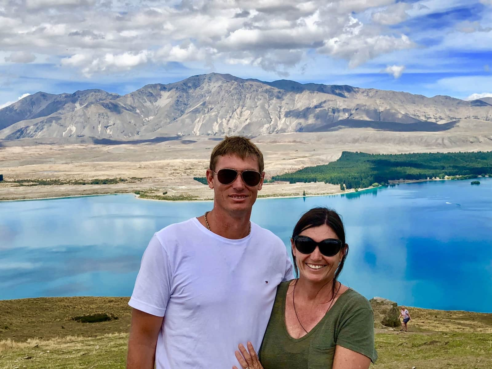 Kristin & Todd from Emerald, Queensland, Australia