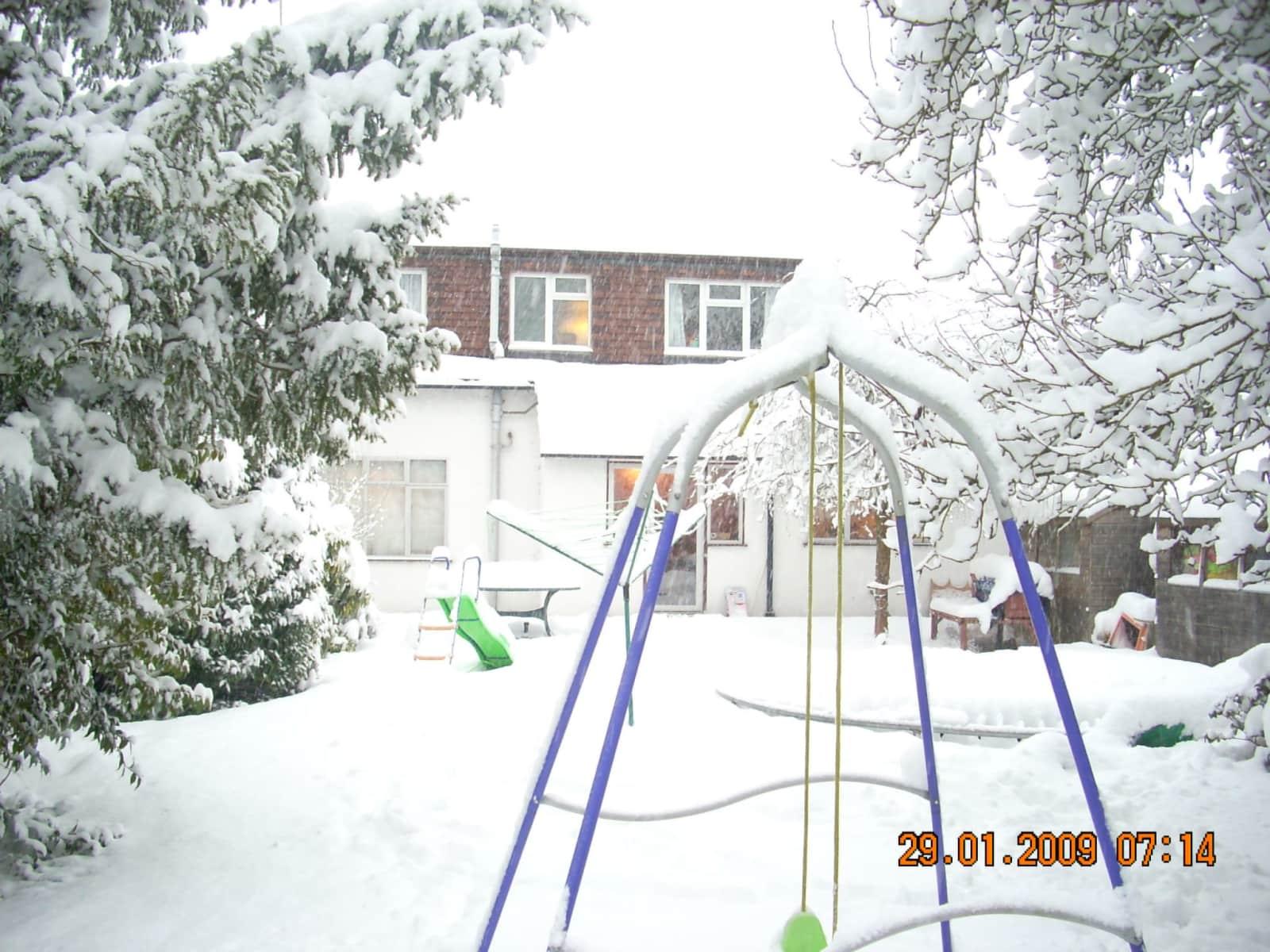 Housesitting assignment in Weybridge, United Kingdom