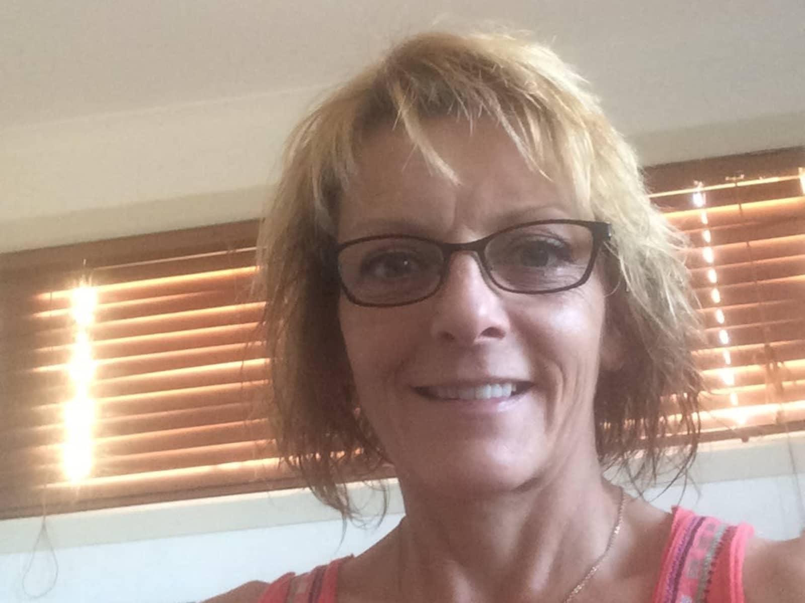 Michelle from Wonthaggi, Victoria, Australia