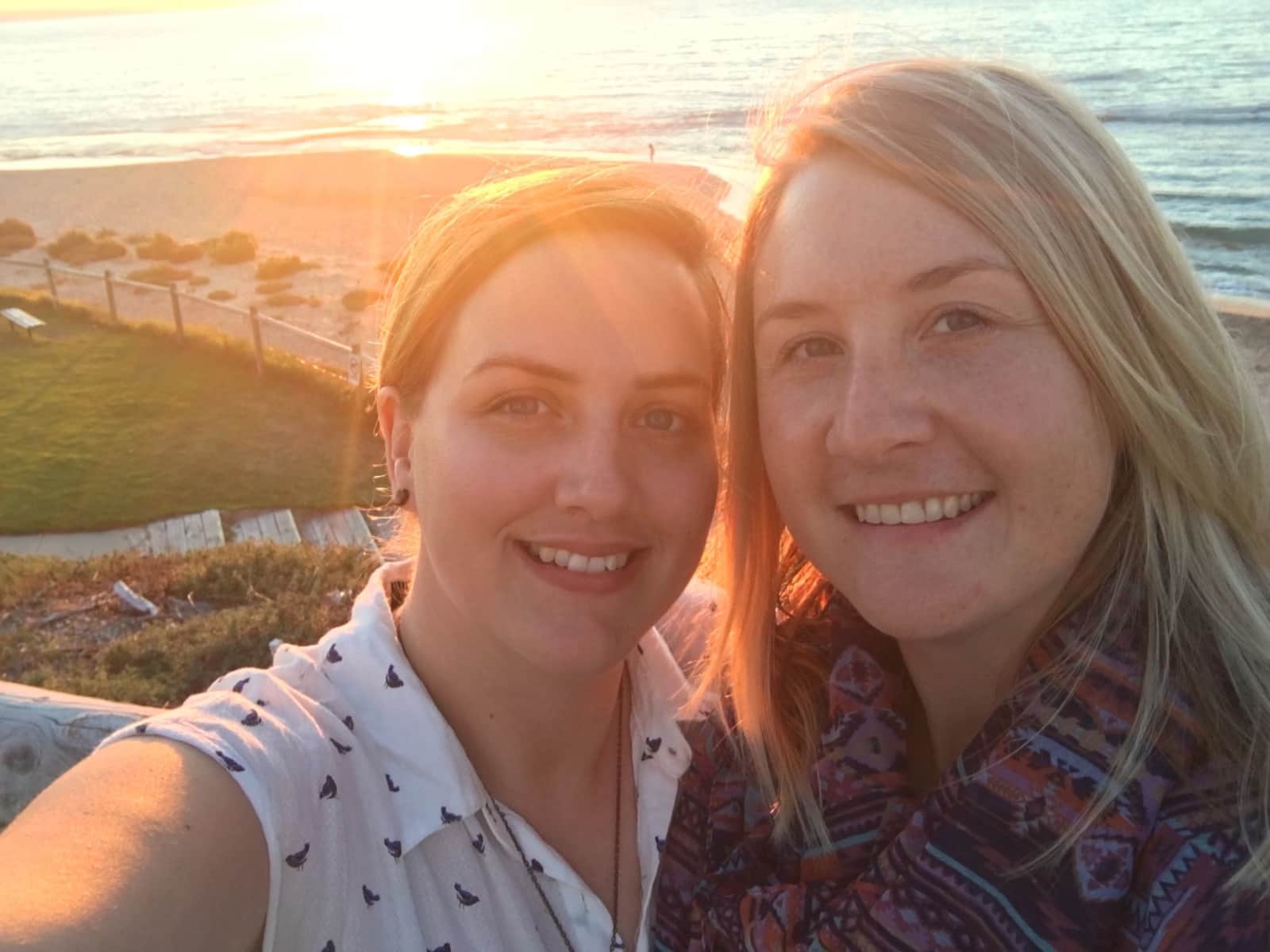 Kate & Chantell from Perth, Western Australia, Australia
