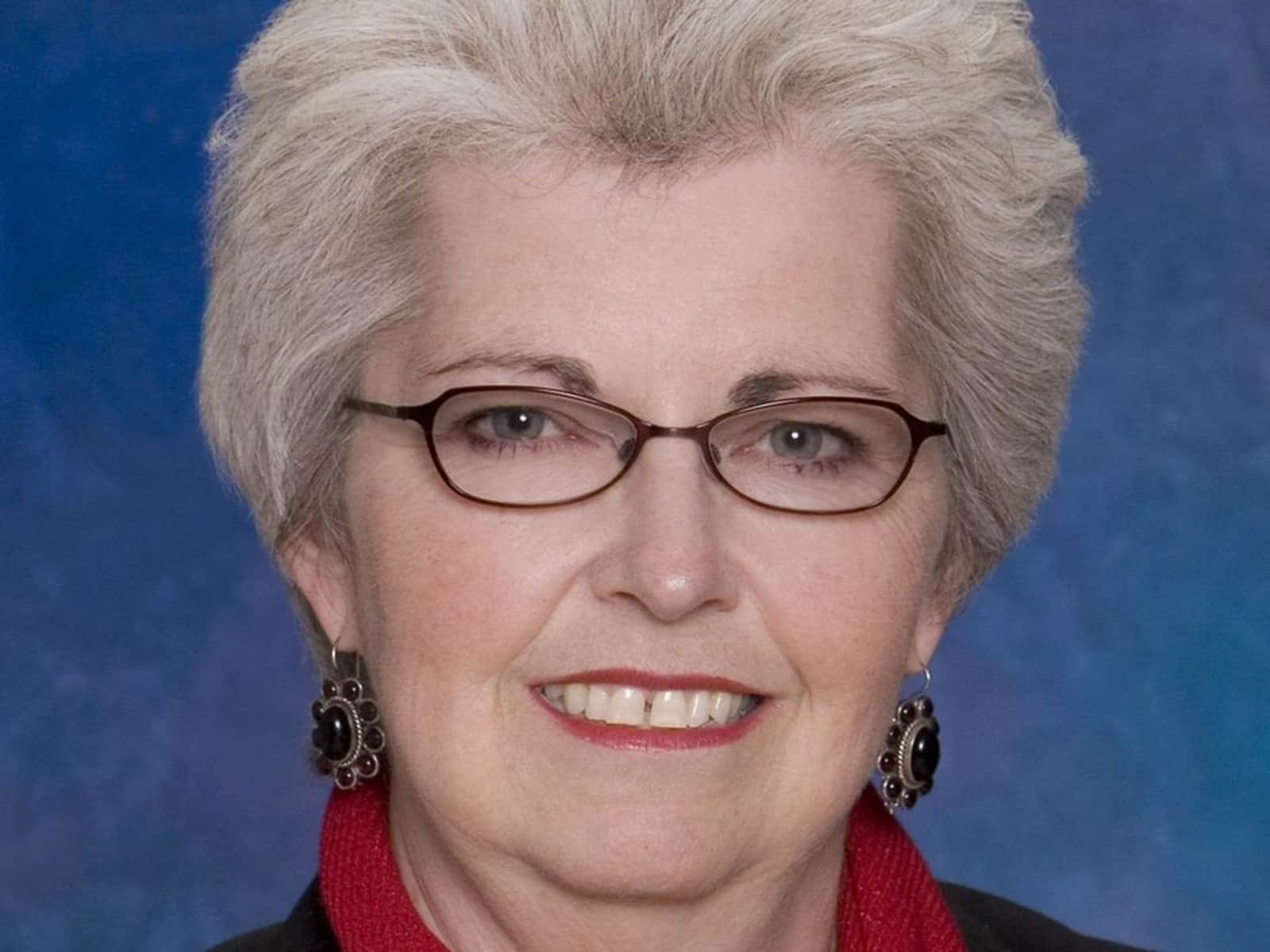 Debbie from Edmonton, Alberta, Canada