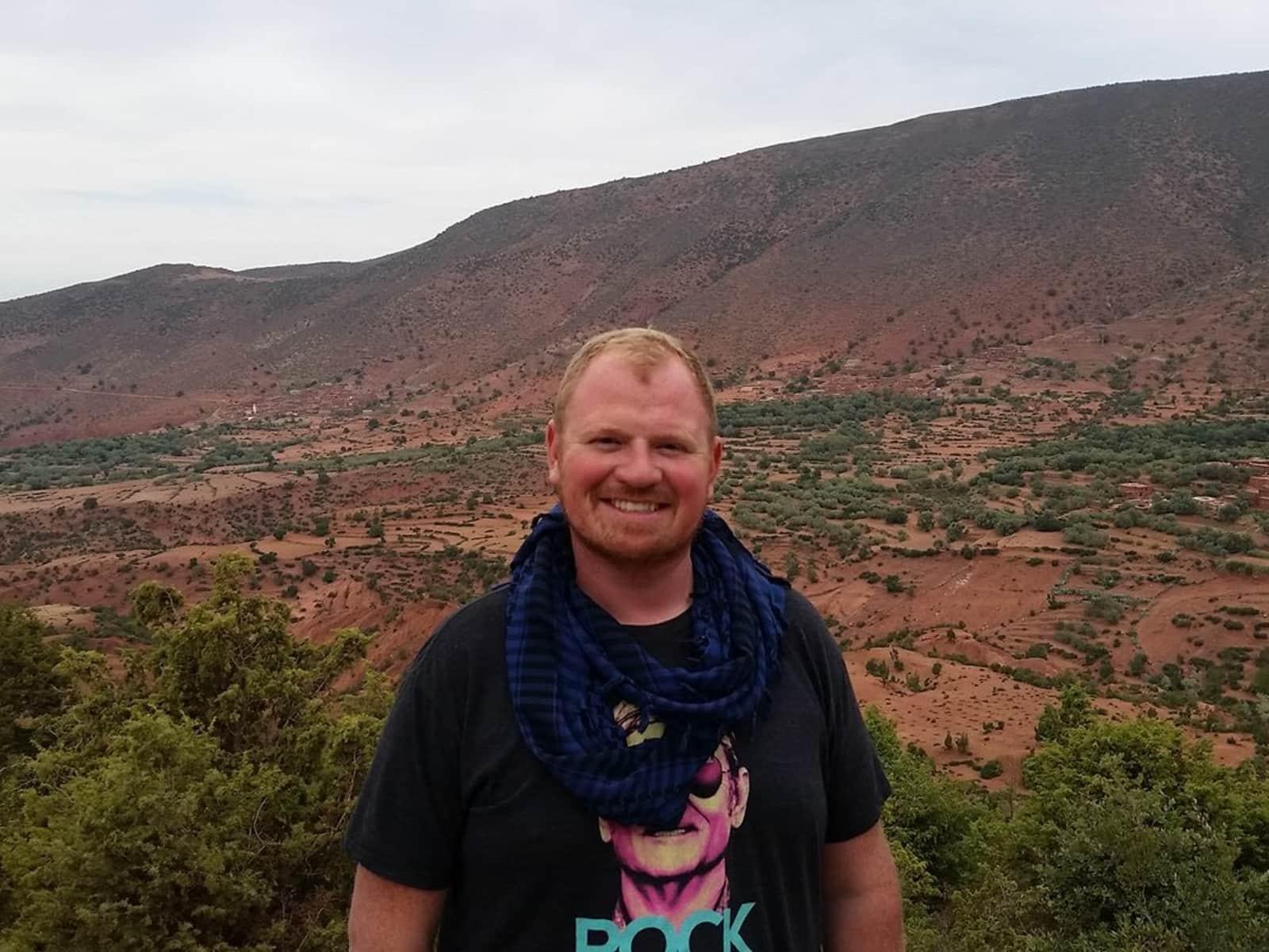 Stuart from Denver, Colorado, United States