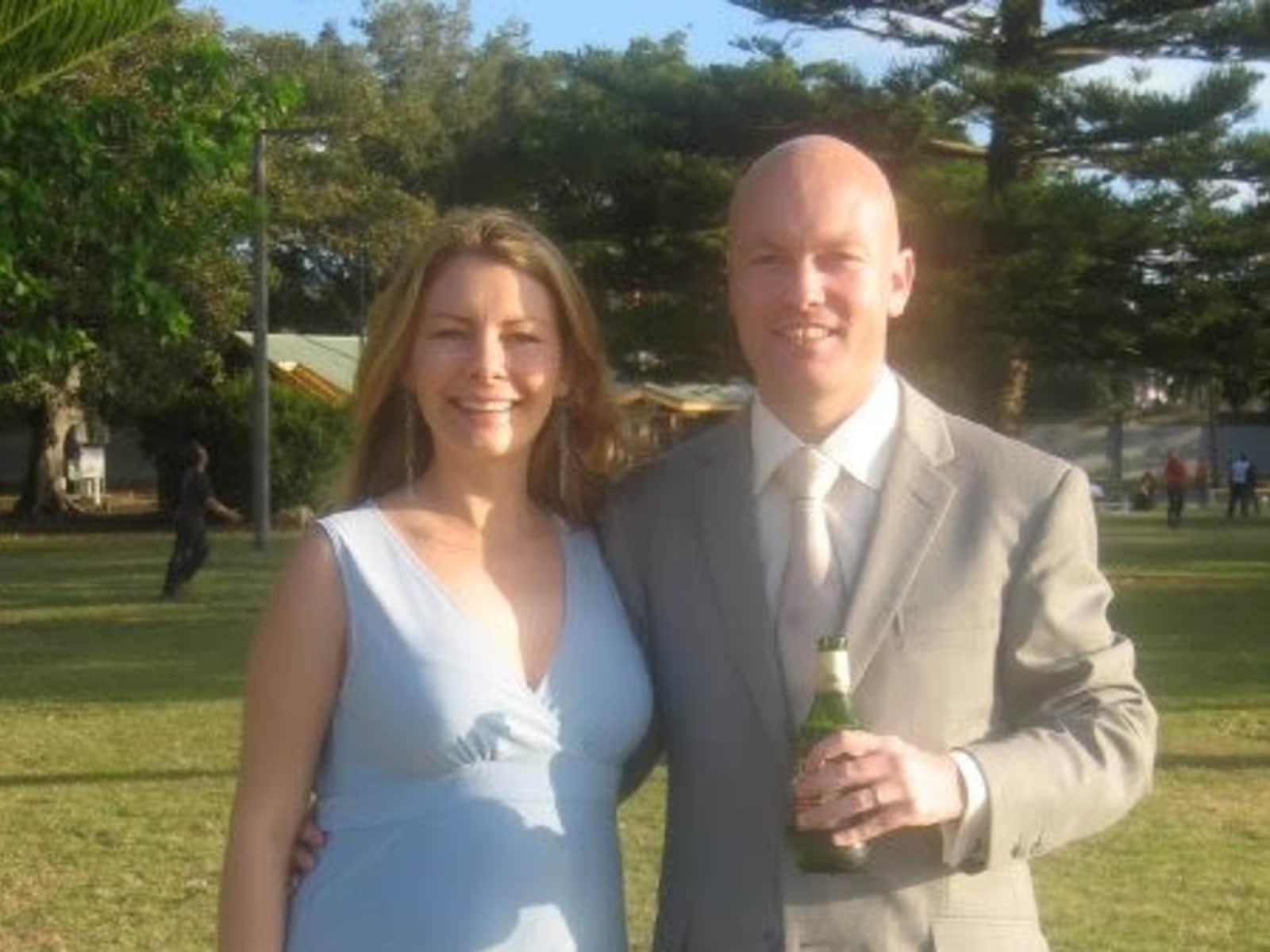 Damian & julie & Julie from Nottingham, United Kingdom