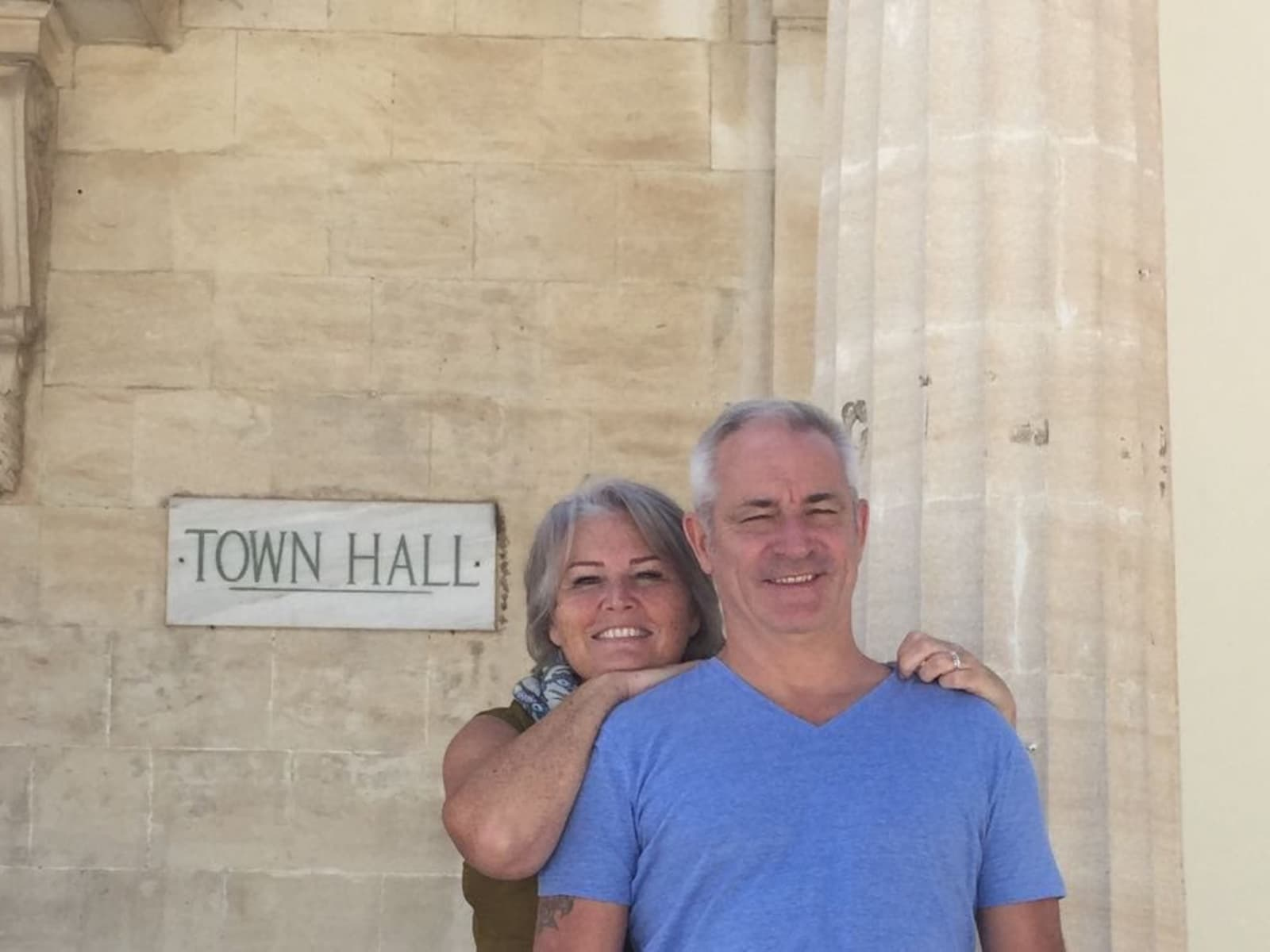 Kerry & Roy from Camberley, United Kingdom