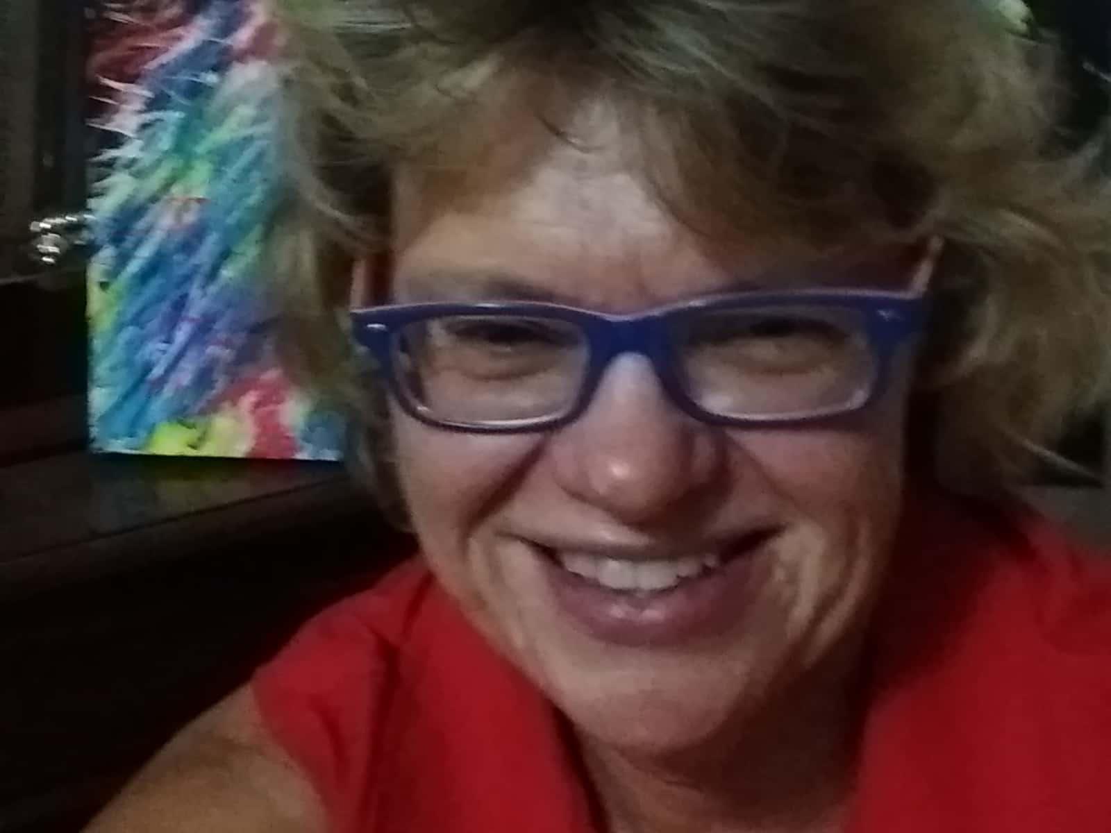 Wendy from Adelaide, South Australia, Australia