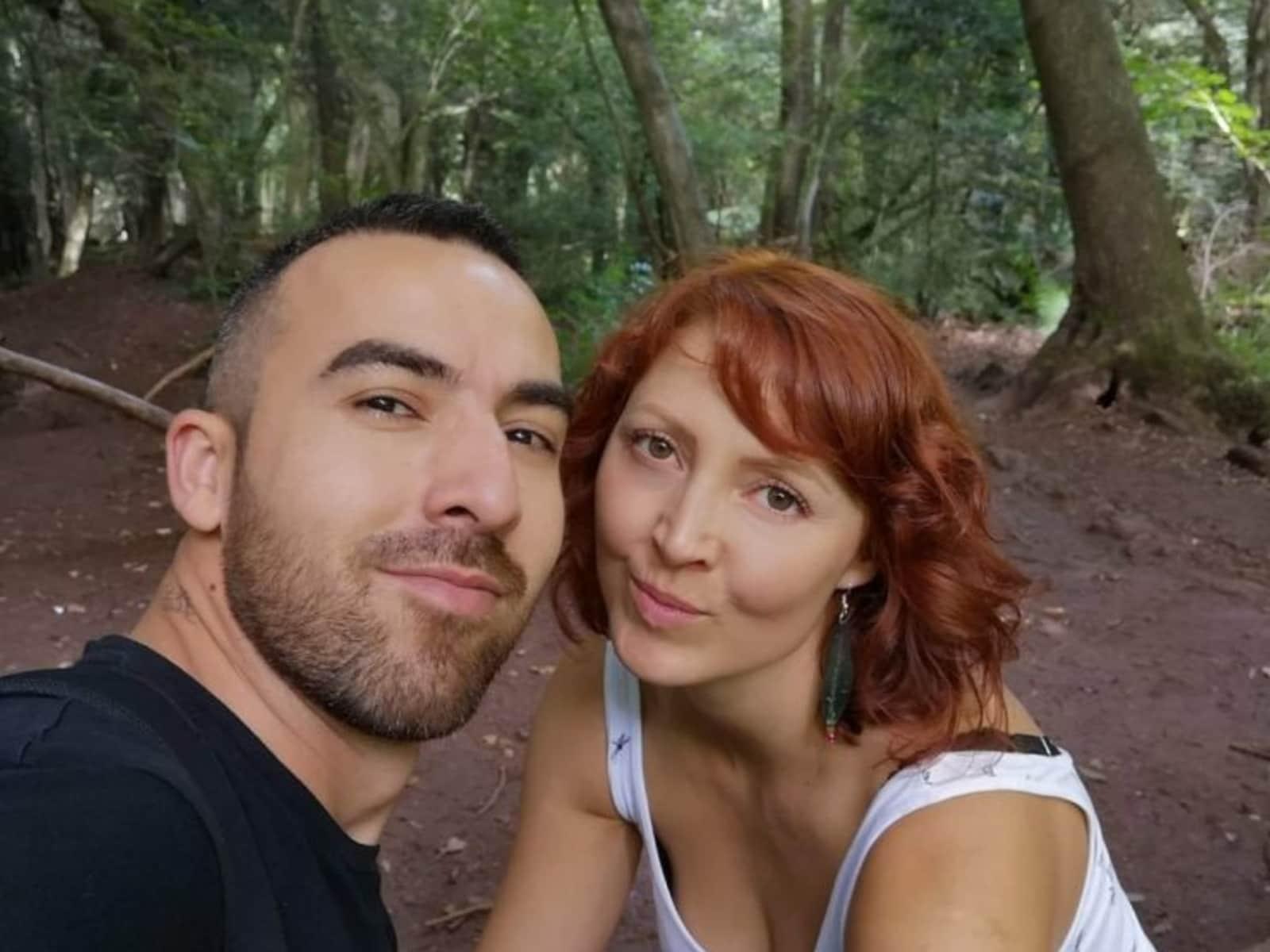 Jeanette & Jim from Bristol, United Kingdom
