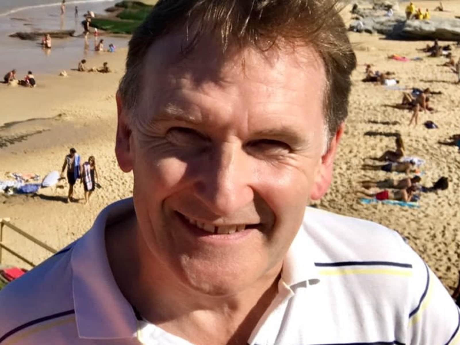 Tim from Melbourne, Victoria, Australia