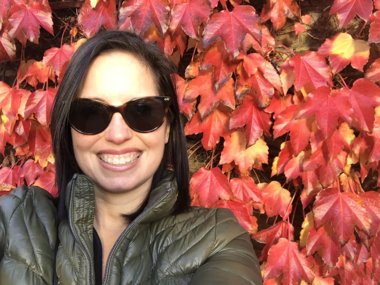 Stephanie from New York City, New York, United States