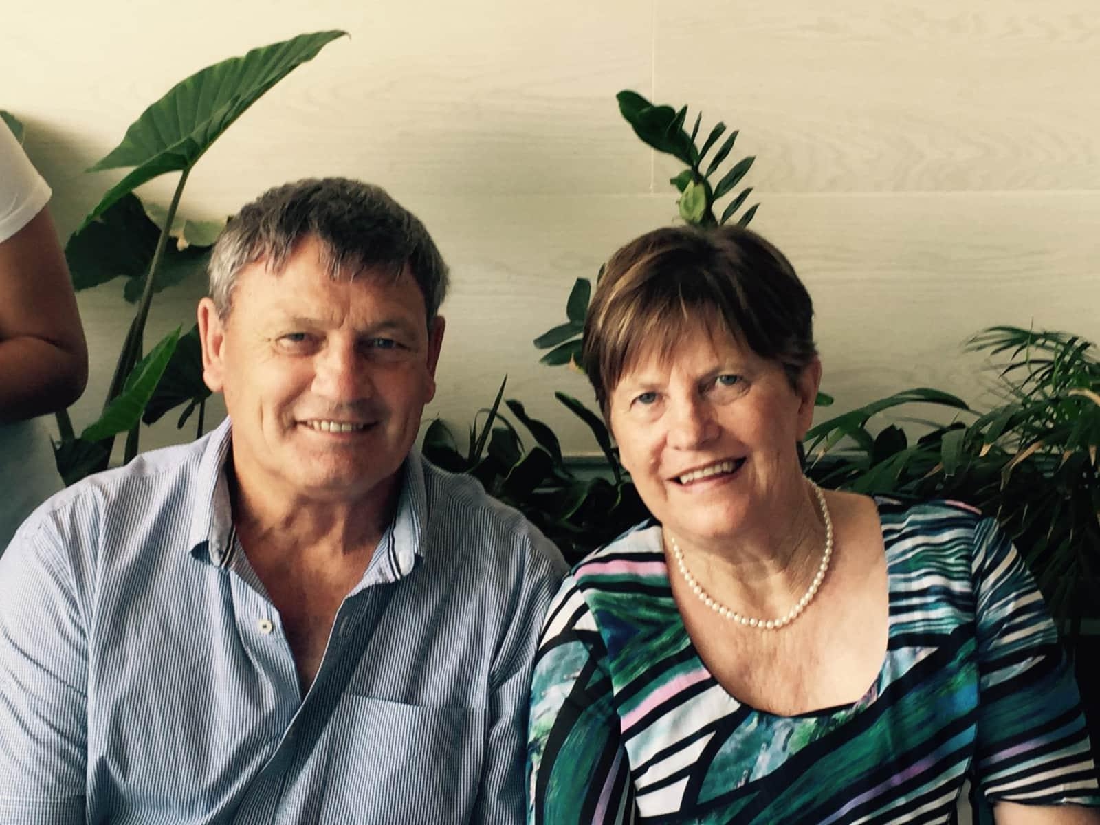 Denise & Denis from Maryborough, Queensland, Australia