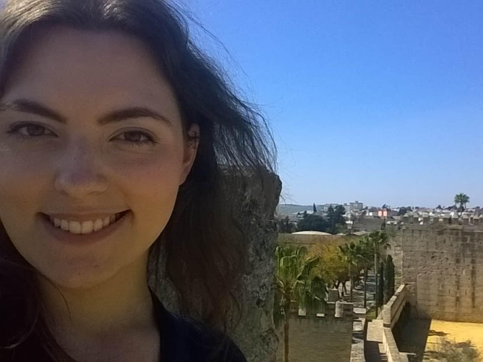 Beata from Cadiz, Spain