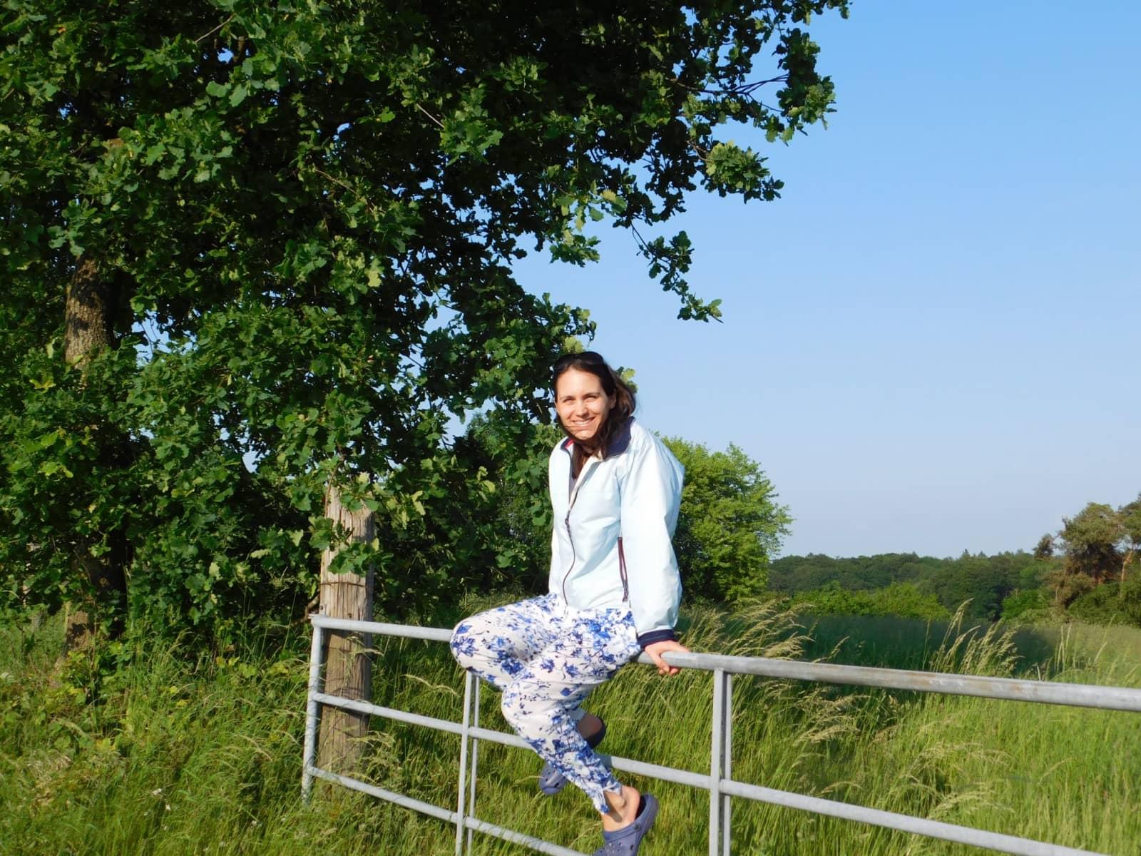 Antonia from Hamburg, Germany