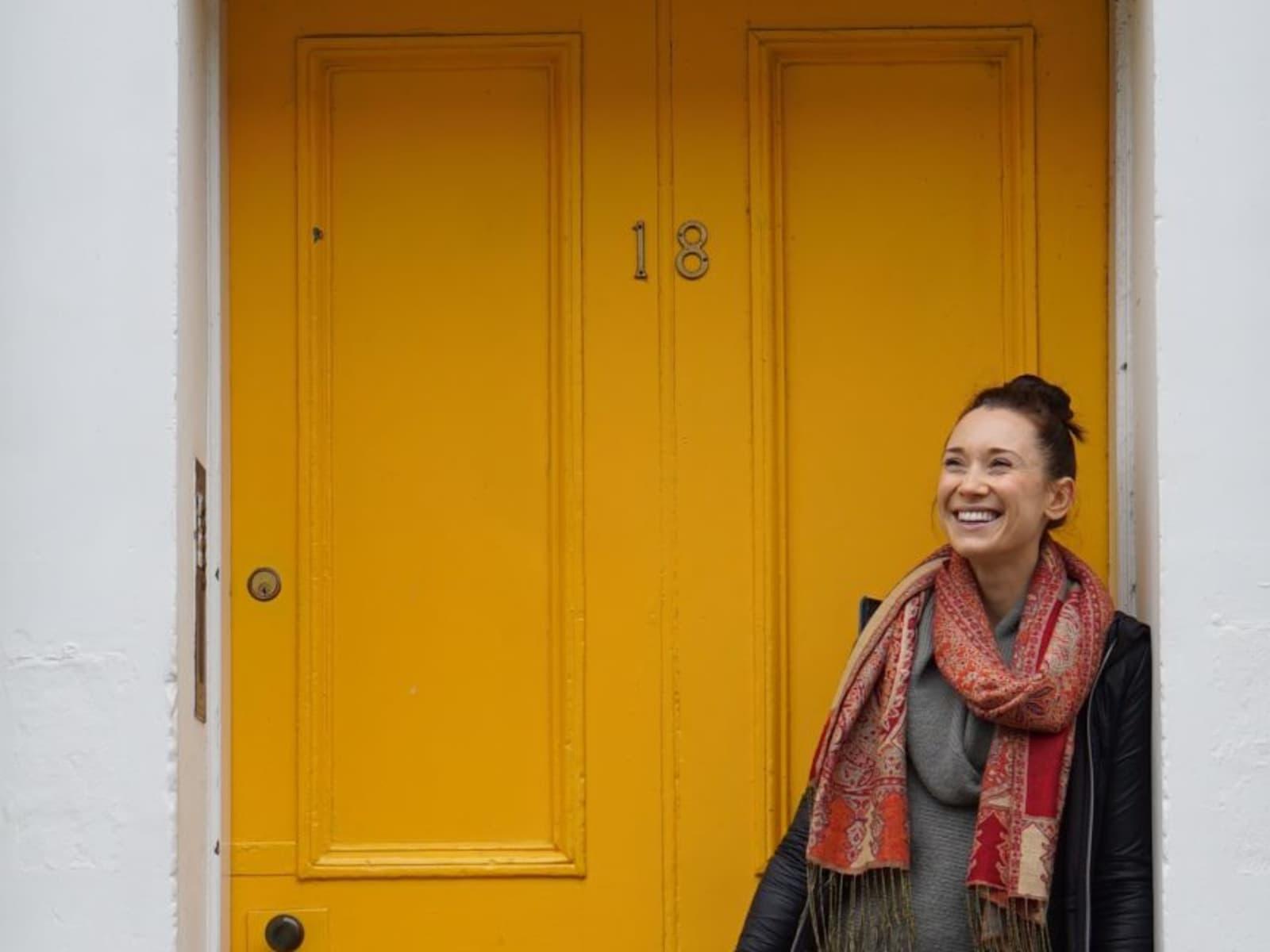 Brittni from City of London, United Kingdom