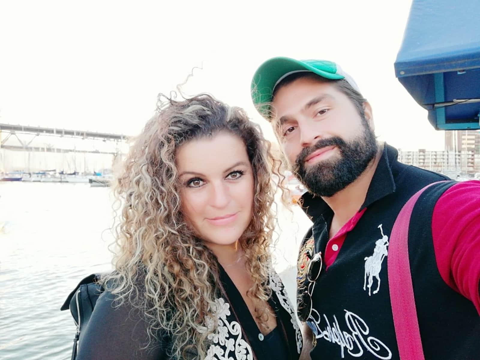 Eddie & Perla from Burnaby, British Columbia, Canada