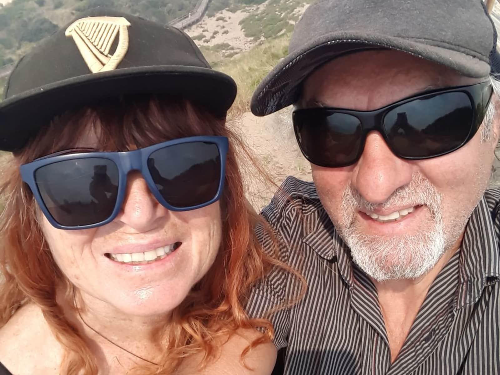 Renato & Christine anne from Hobart, Tasmania, Australia