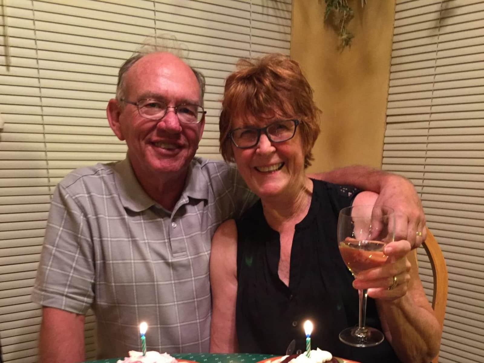 Phyllis & Tim from Fort Collins, Colorado, United States