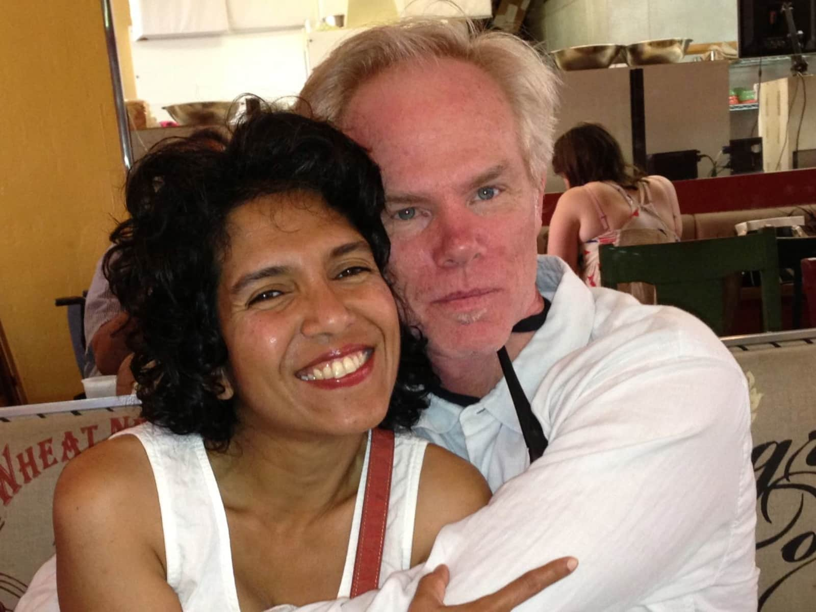 Eric & Cheryl from Los Angeles, California, United States