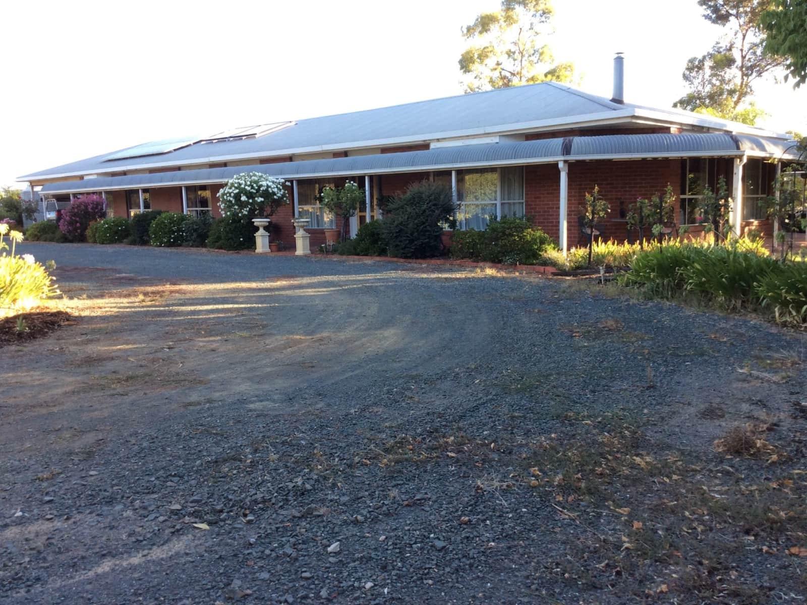 Housesitting assignment in Echuca, Victoria, Australia