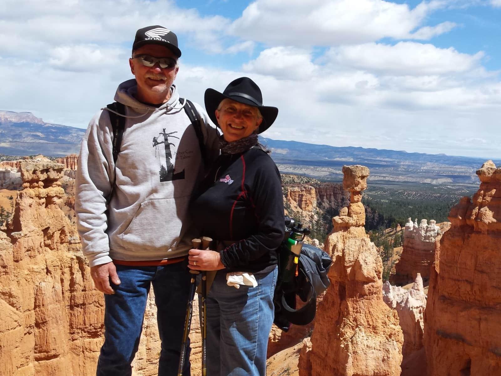 Marlene & John from San Luis Obispo, California, United States