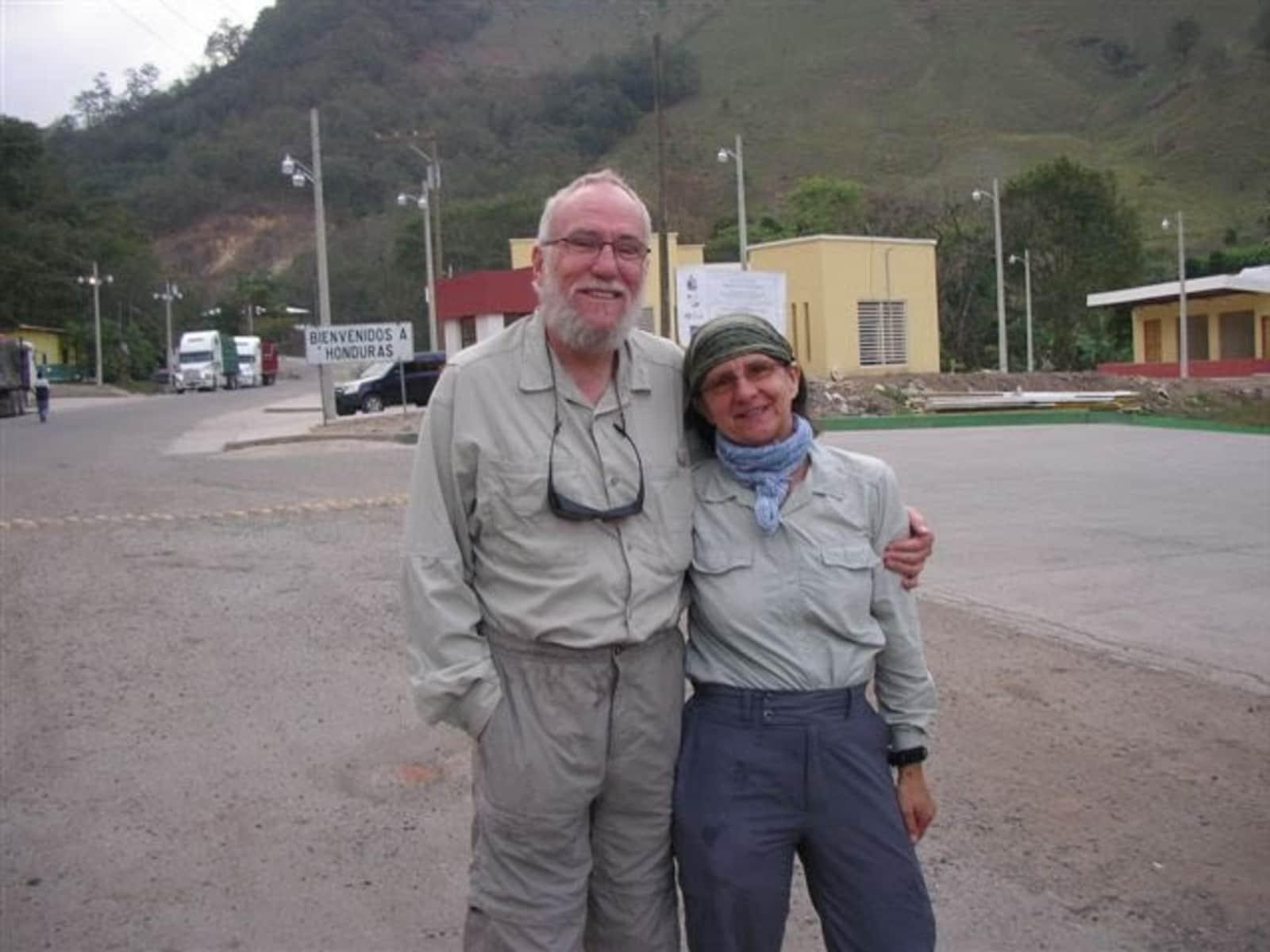 Deb & Keith from Courtenay, British Columbia, Canada