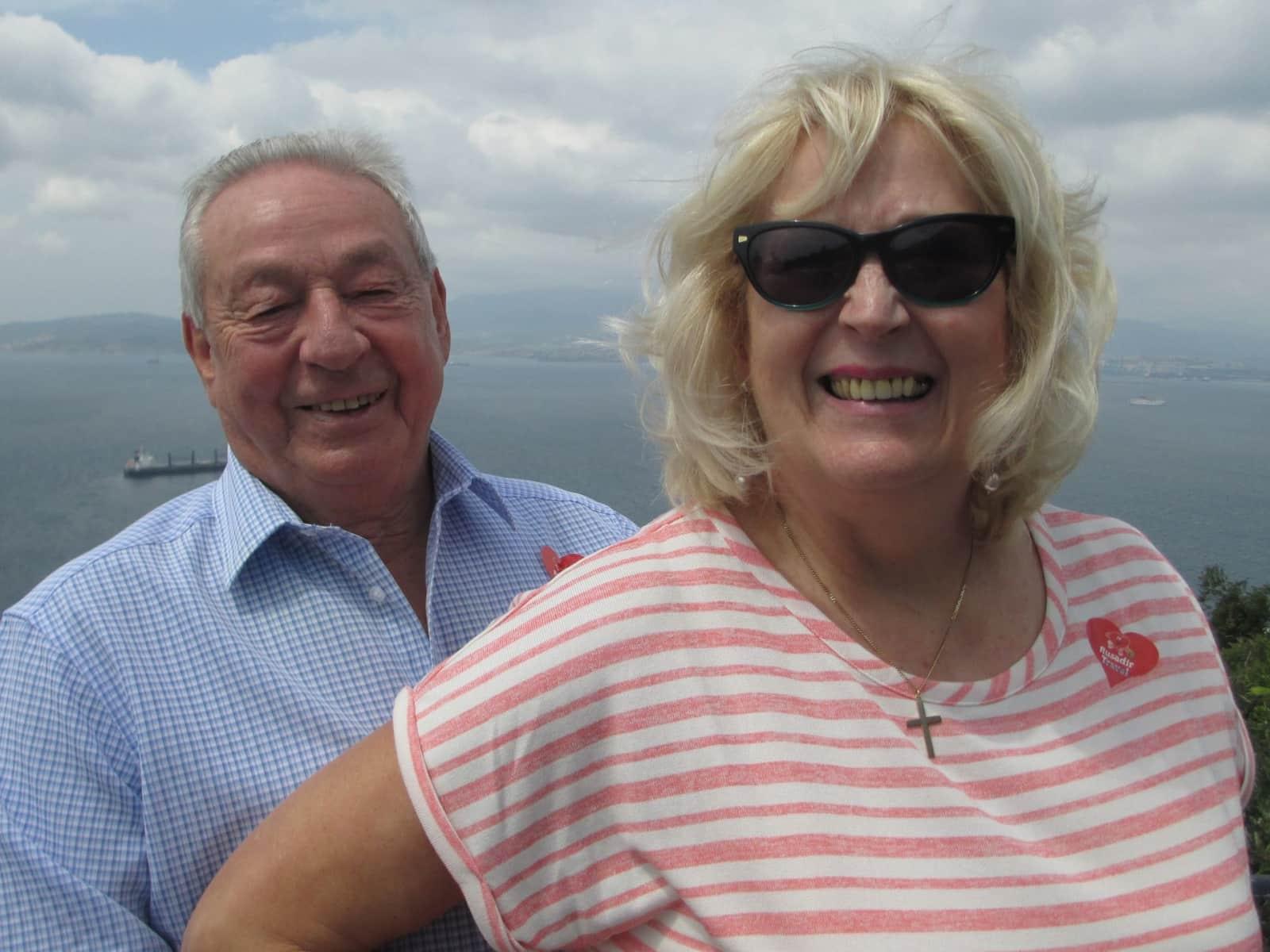 Sally & Stanley from Christchurch, United Kingdom