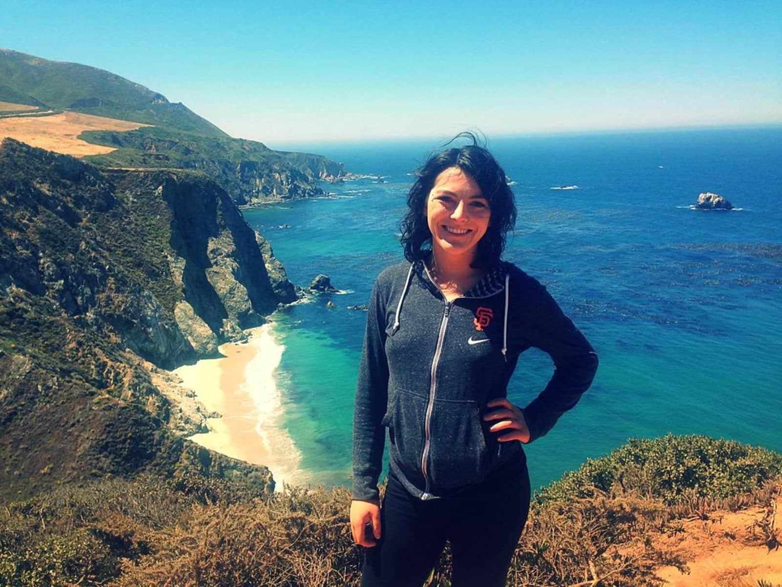 Chloe from Santa Cruz, California, United States